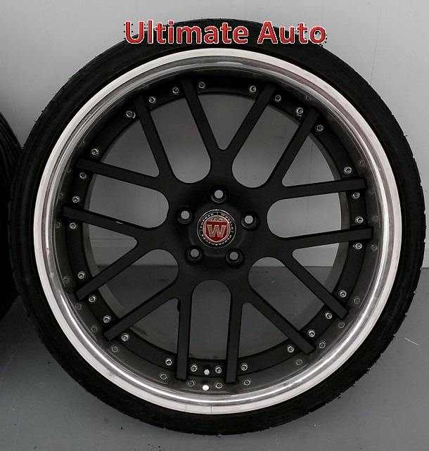 20 Quot Bc Forged 2pcs Racing Stance Deep Concave Step Lip