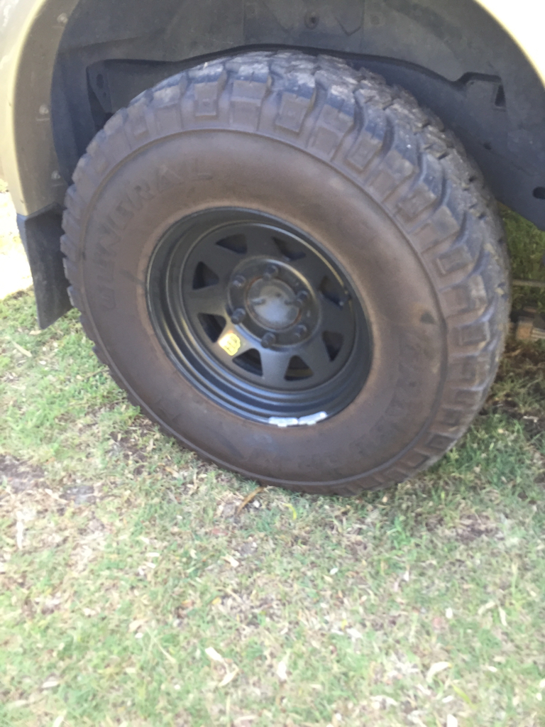 tires 31inch