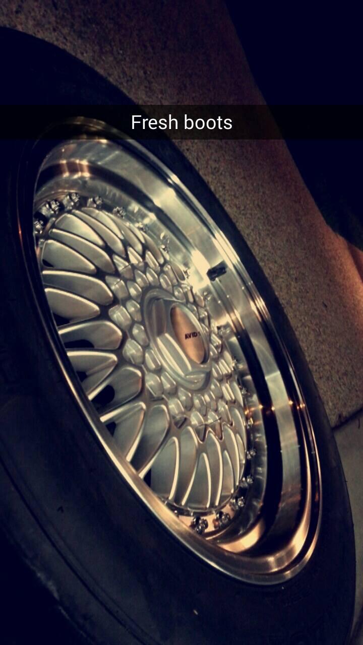 Avid Av 05 16 X 8 15 Great Condition Wheels Tyres Qld