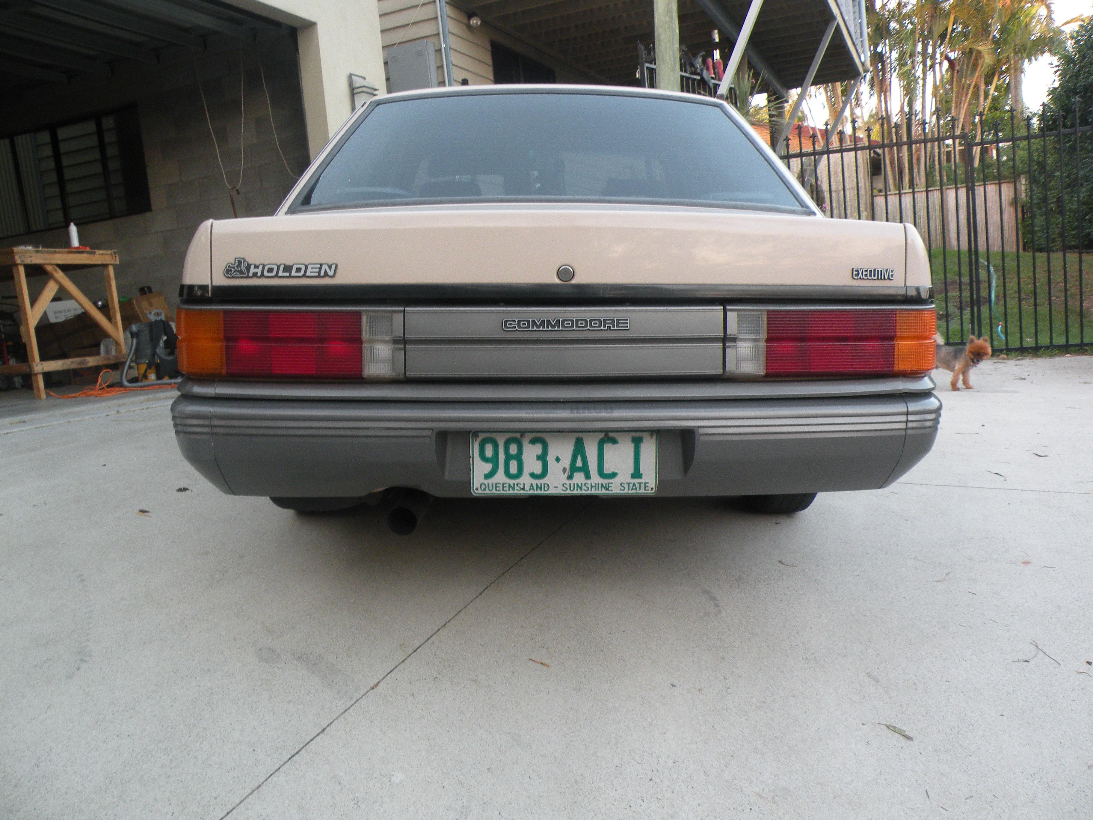 VL CALAIS phatridez Cars Holden commodore Vehicles t