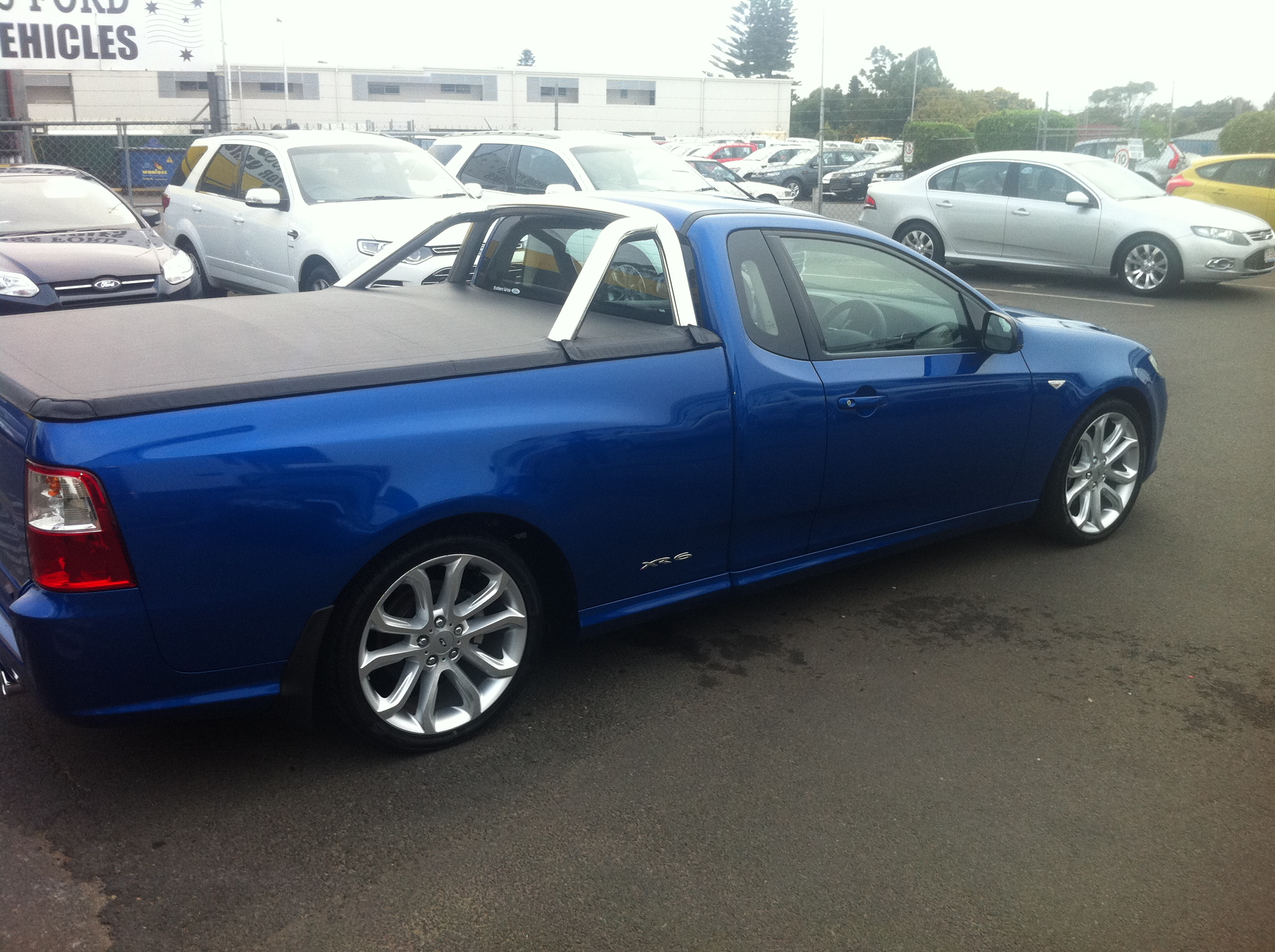 2012 Fg Xr6 Turbo - BoostCruising