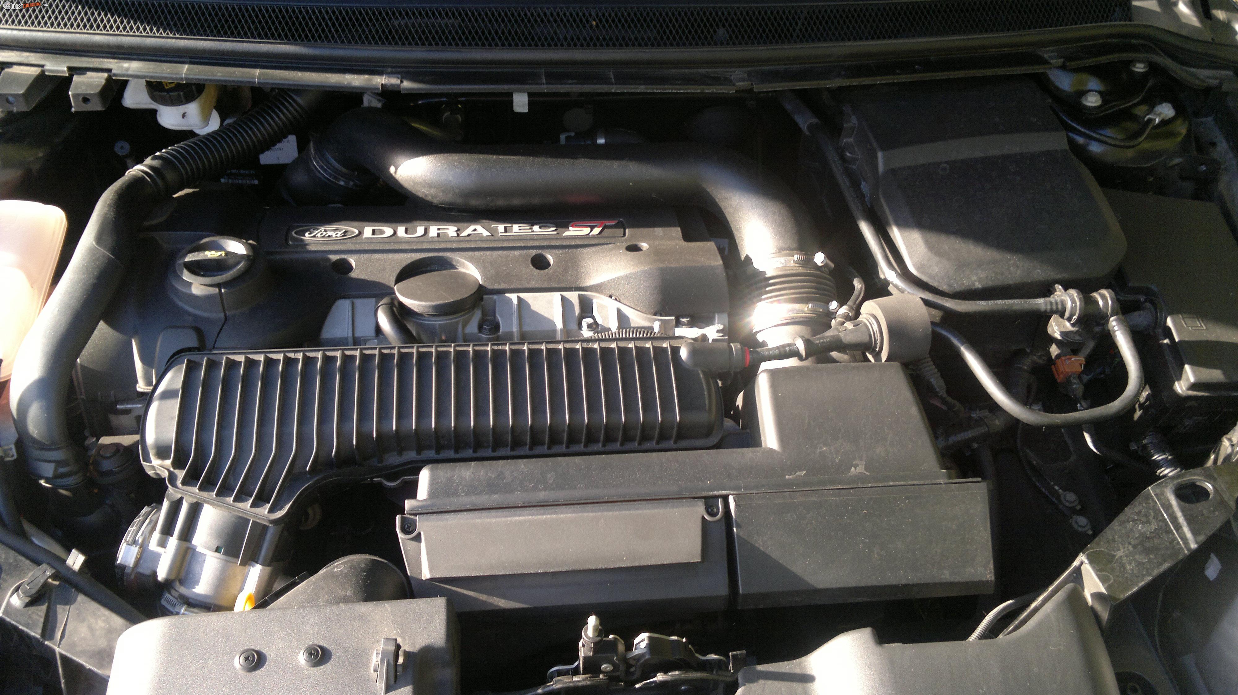 2010 Ford Focus Xr5 Turbo Boostcruising