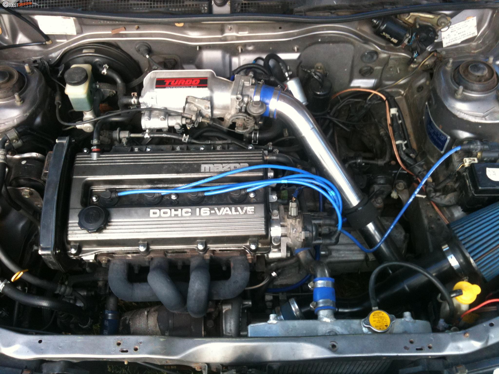 323 gtr motor