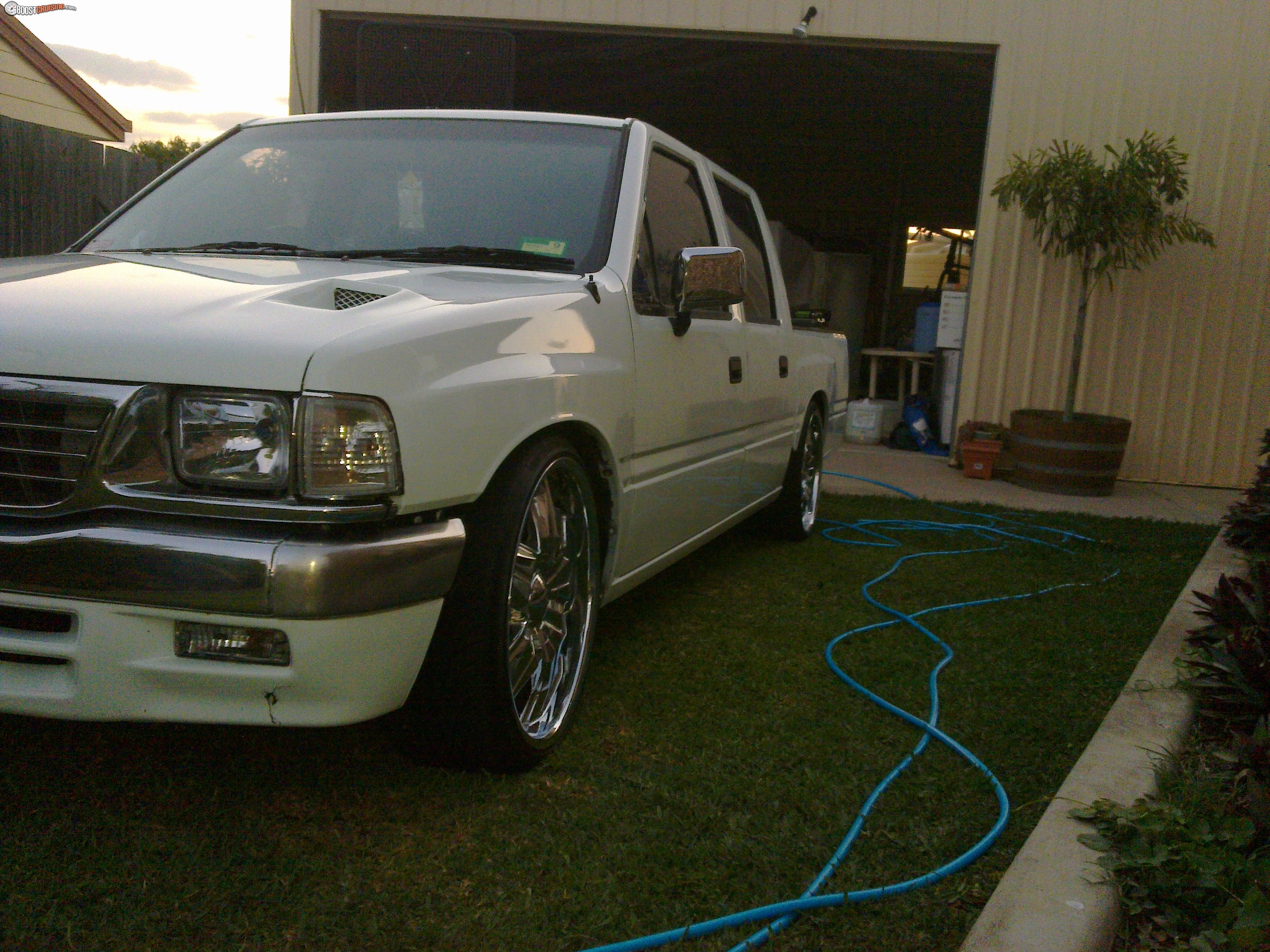 1990 Holden Rodeo Minitruck - BoostCruising