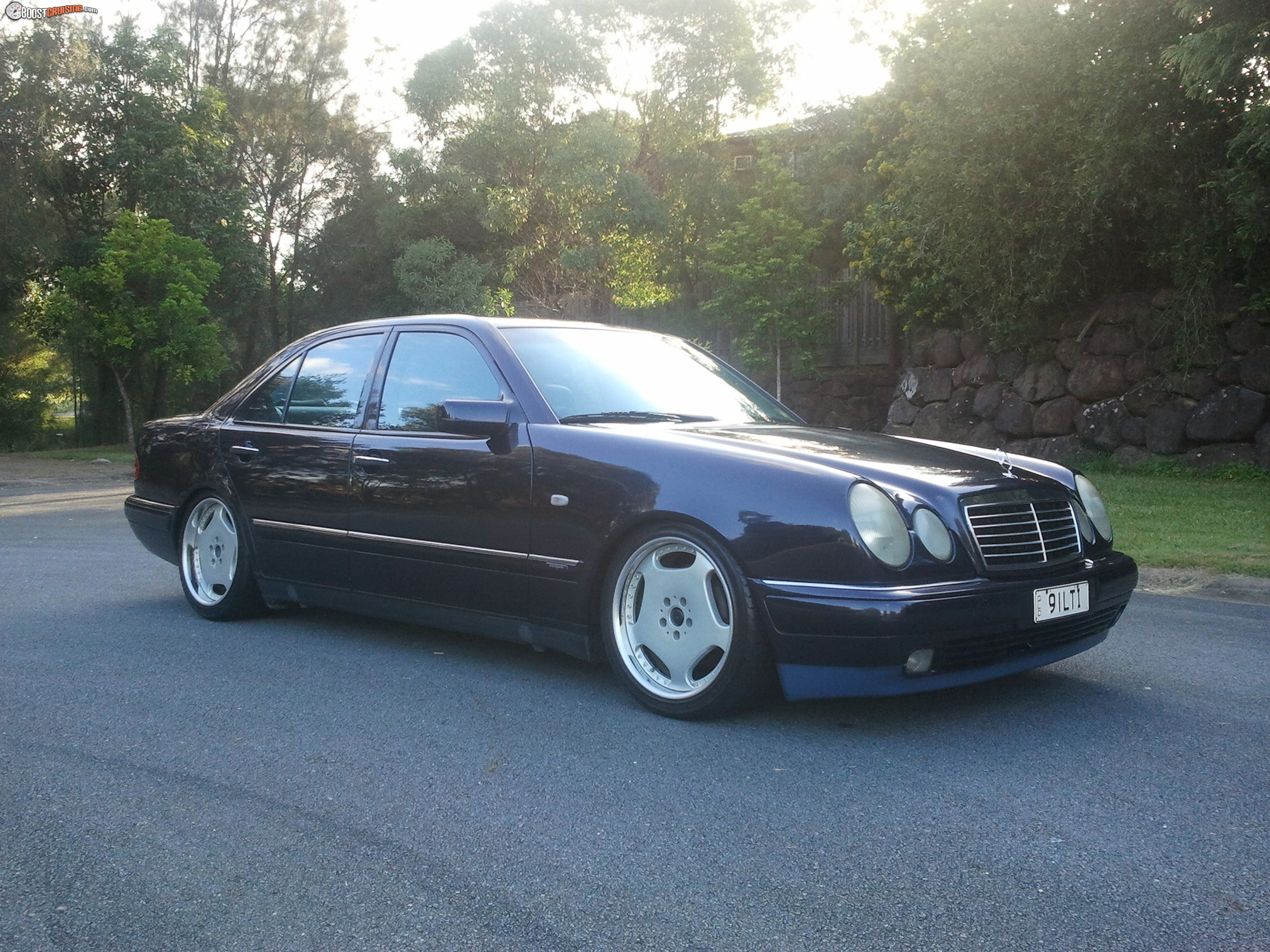 1996 Mercedes E320 Avantgarde