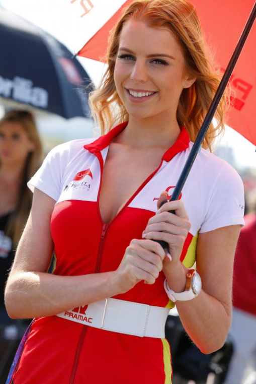 Australian Motogp Grid Girls 2016
