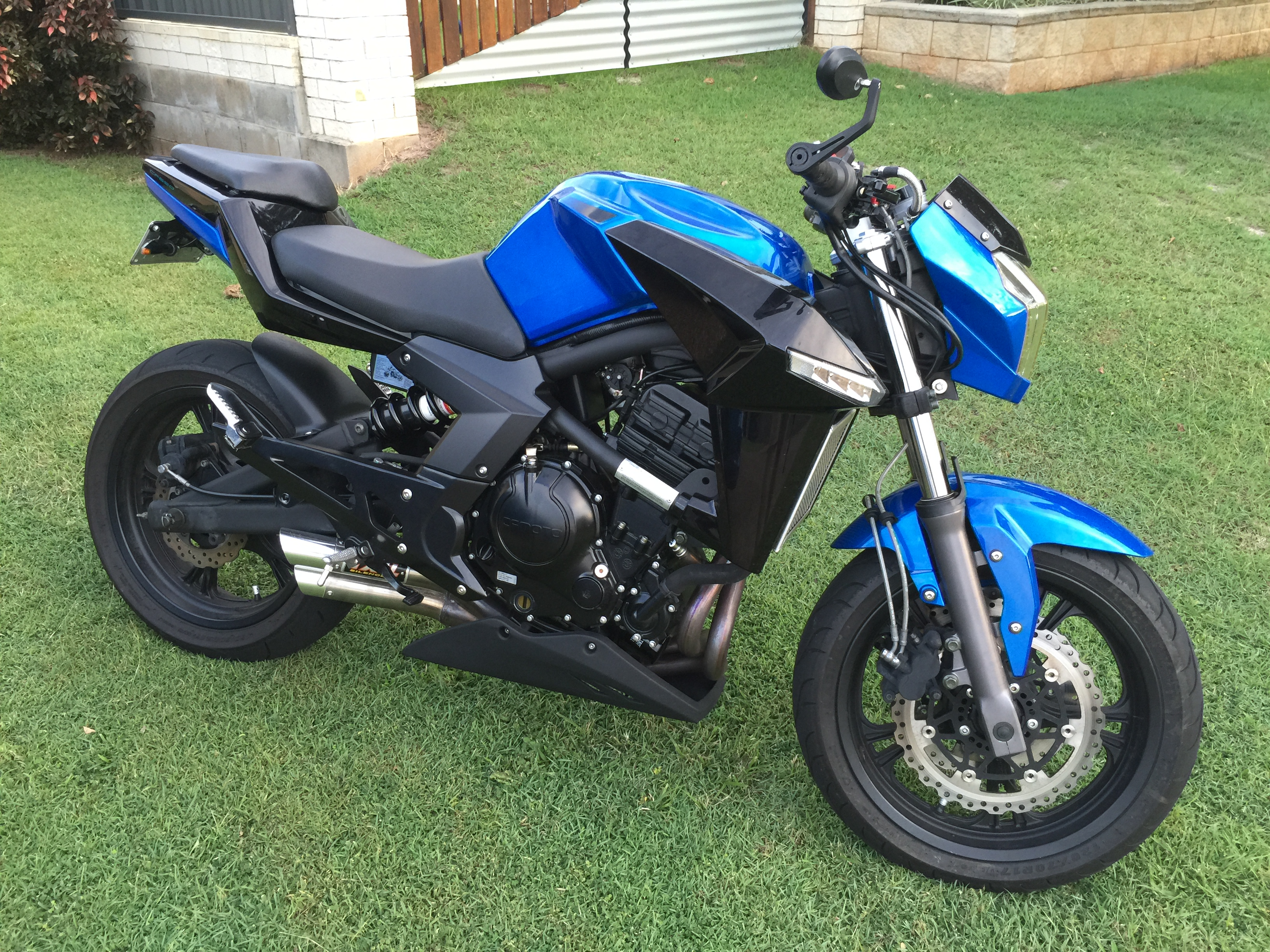 2013 CF MOTO 650NK | Bike Sales QLD: Bundaberg #2673368