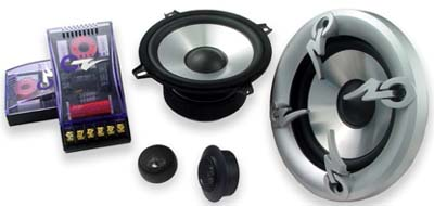 OZ Audio Component Speakers 5.25\