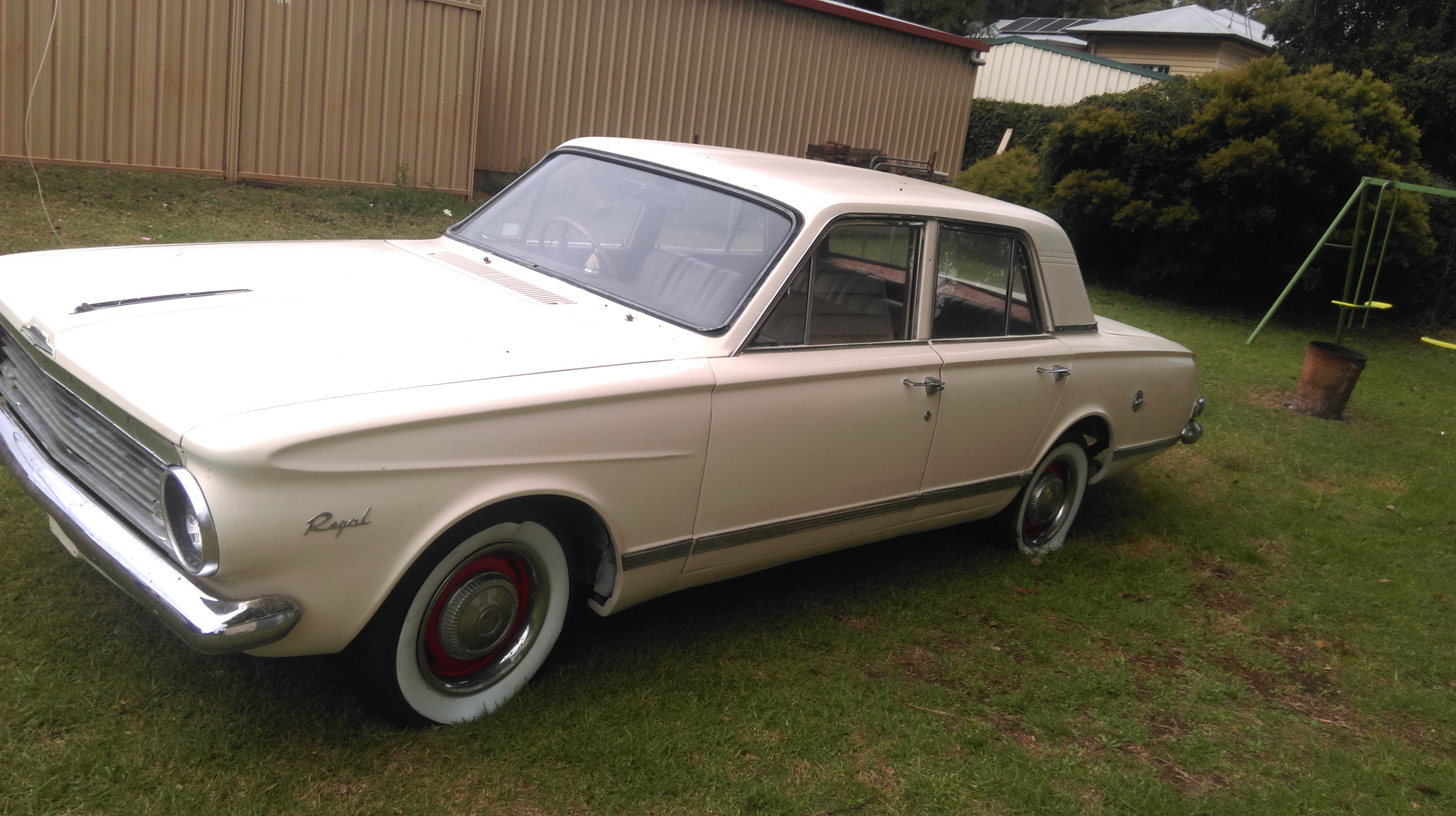 1963 chrysler valiant for sale or swap qld darling downs 2671062