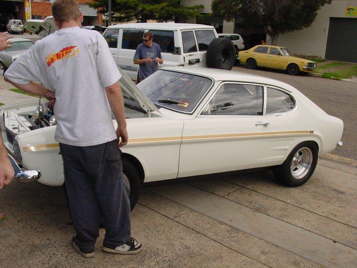 Classic Car Sales North Sydney