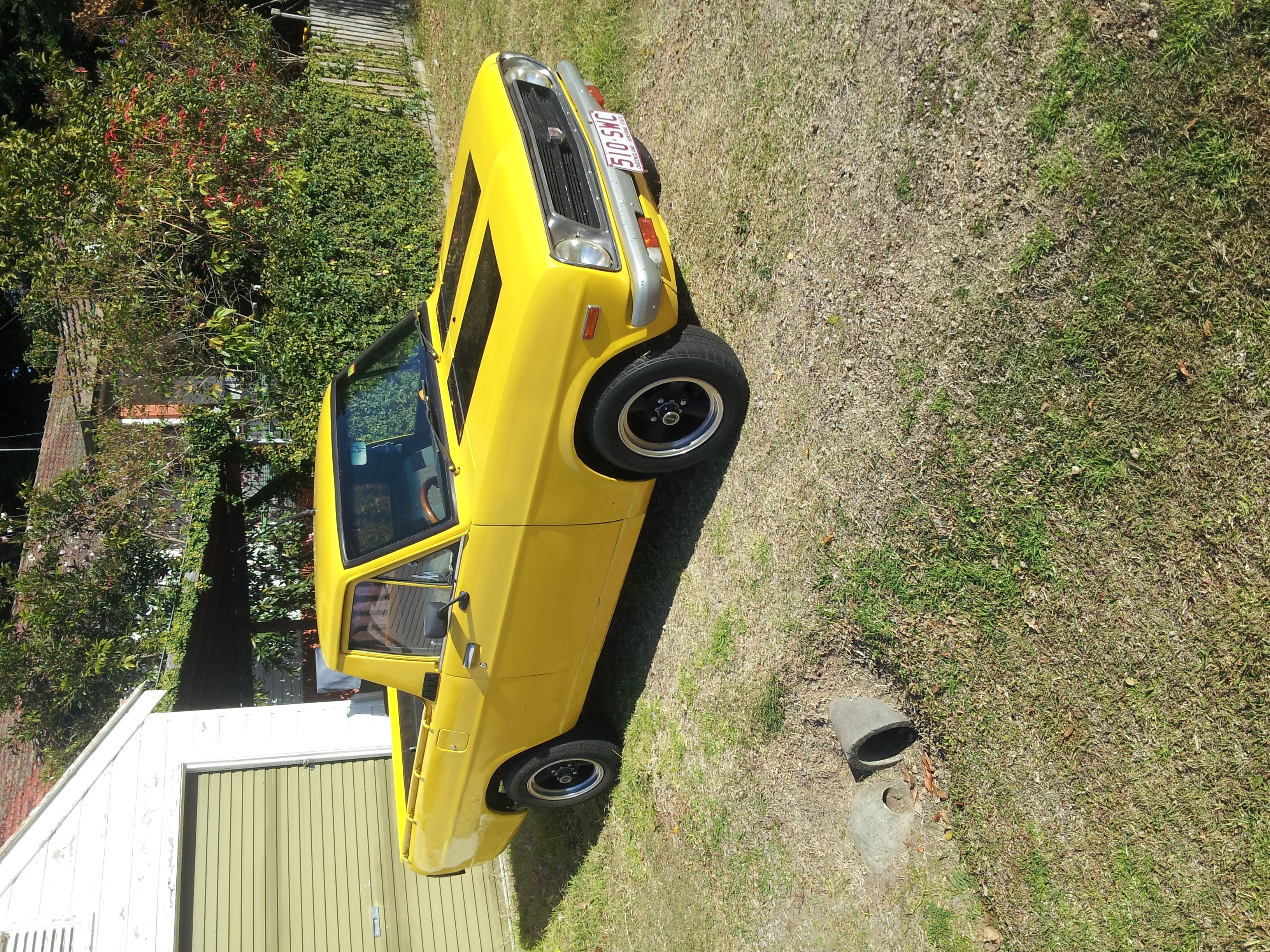 1981 Datsun 1200 For Sale or Swap | NSW: Northern Rivers ...