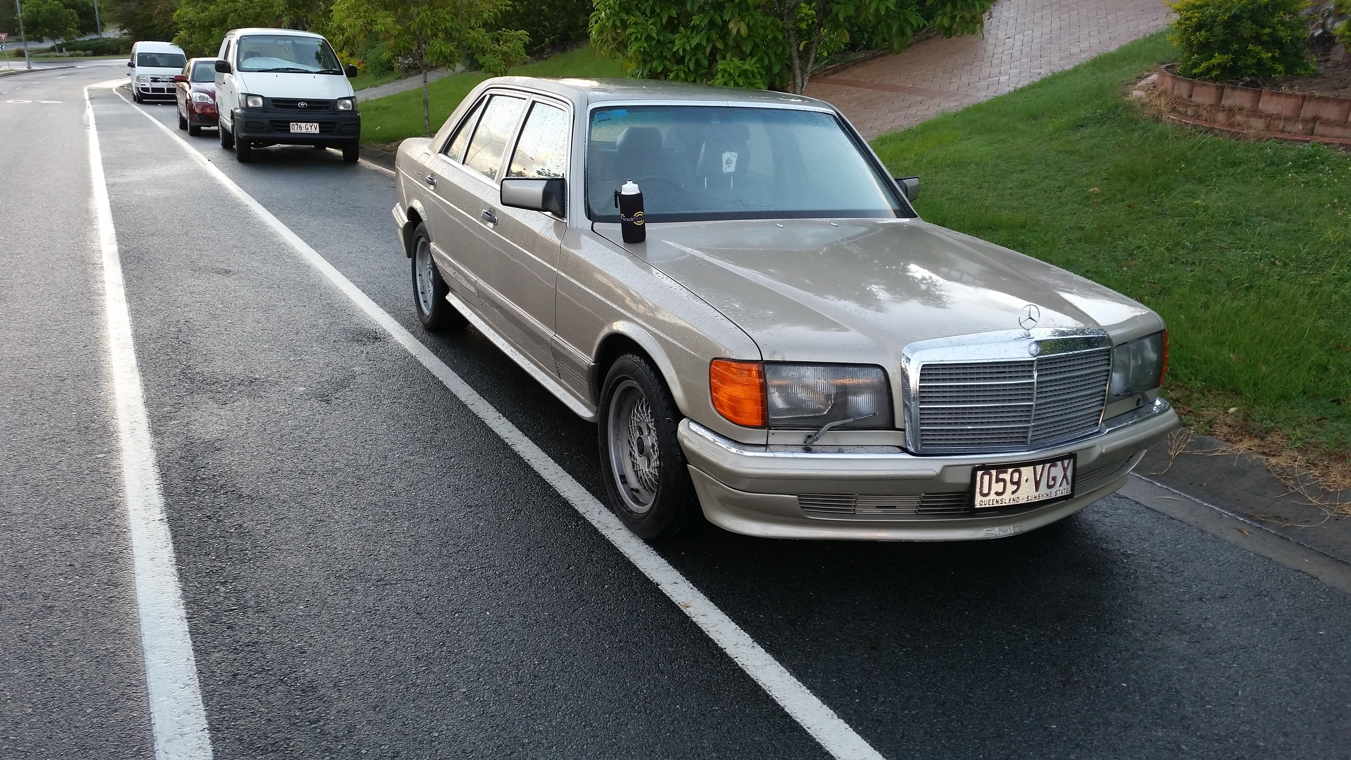 Australian Sales For Mercedes Benz Sel