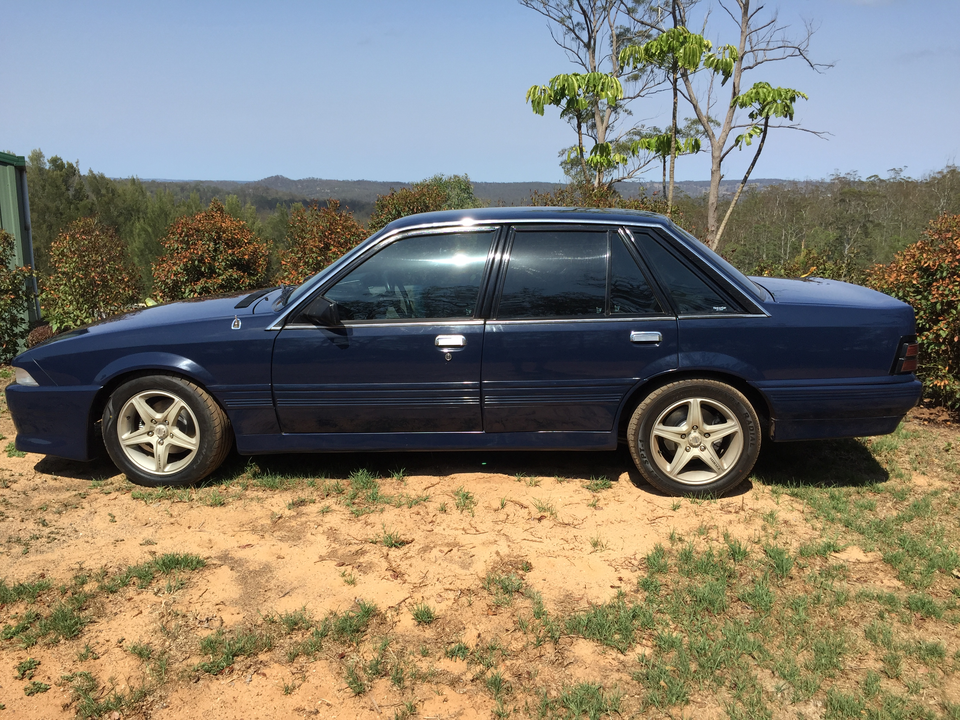 1986 Holden Berlina