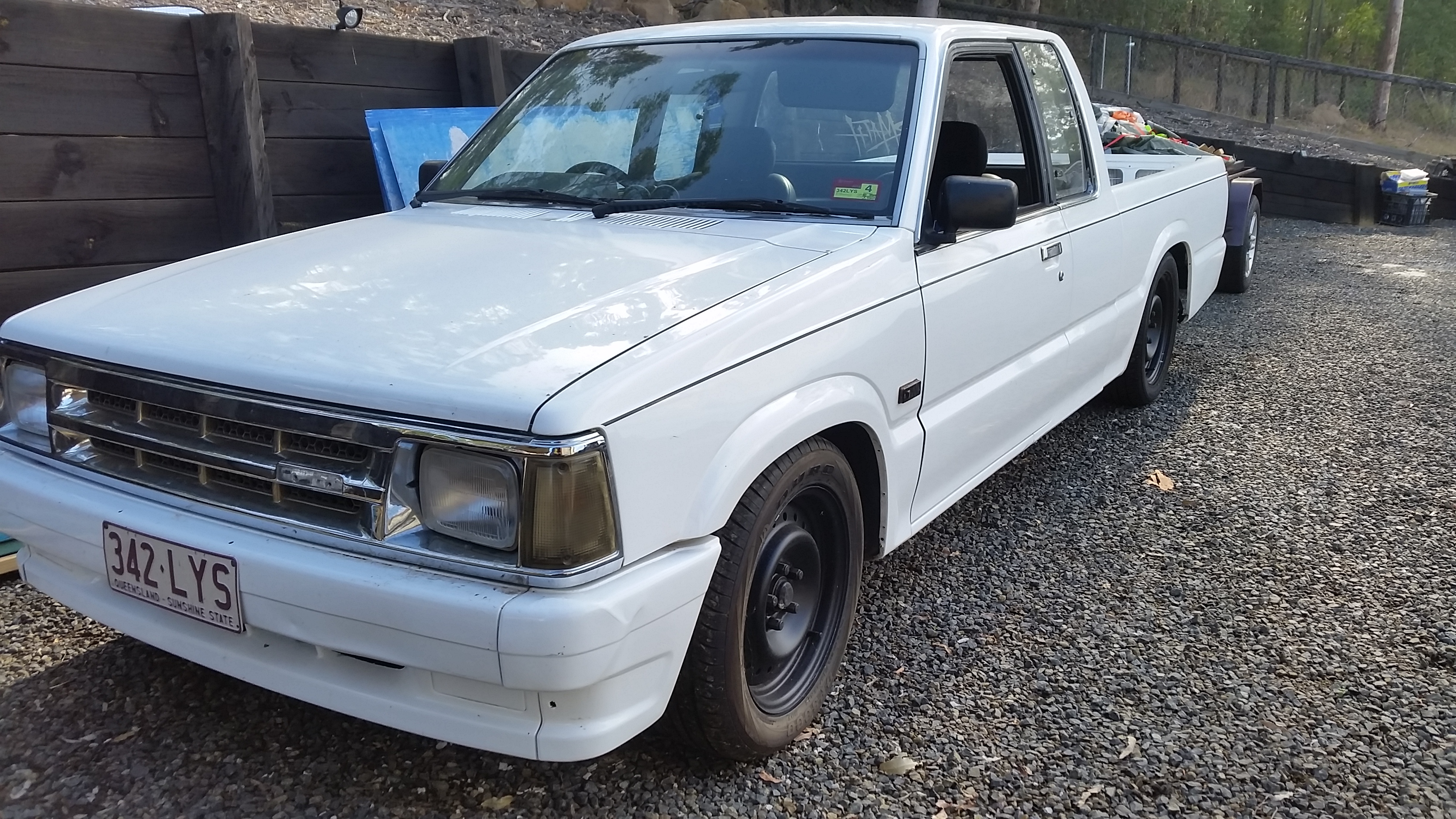 1991 Ford Courier For Sale or Swap | QLD: Brisbane South #2910920