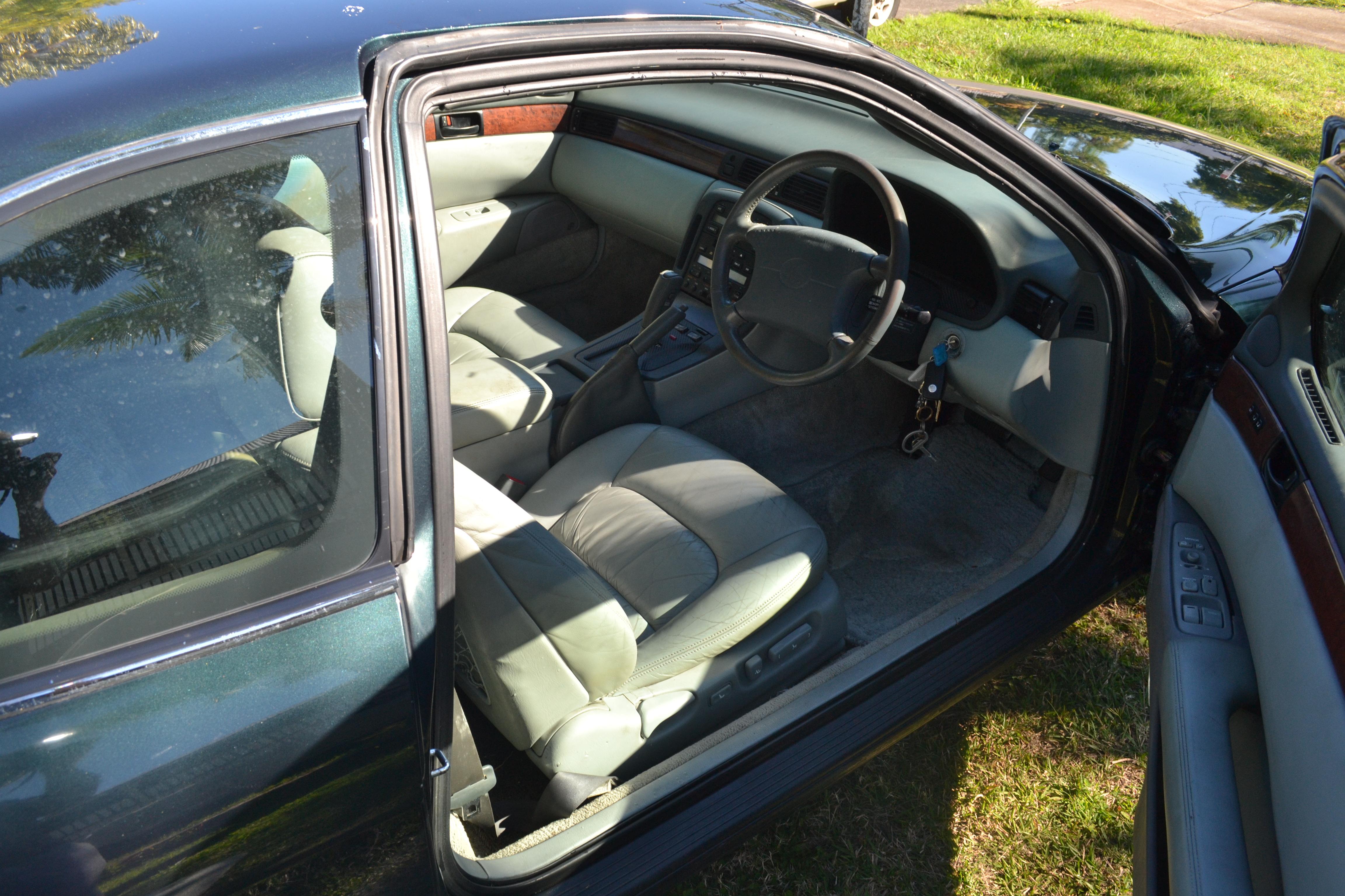 1991 Toyota Soarer  Car Sales QLD Brisbane South 2230171