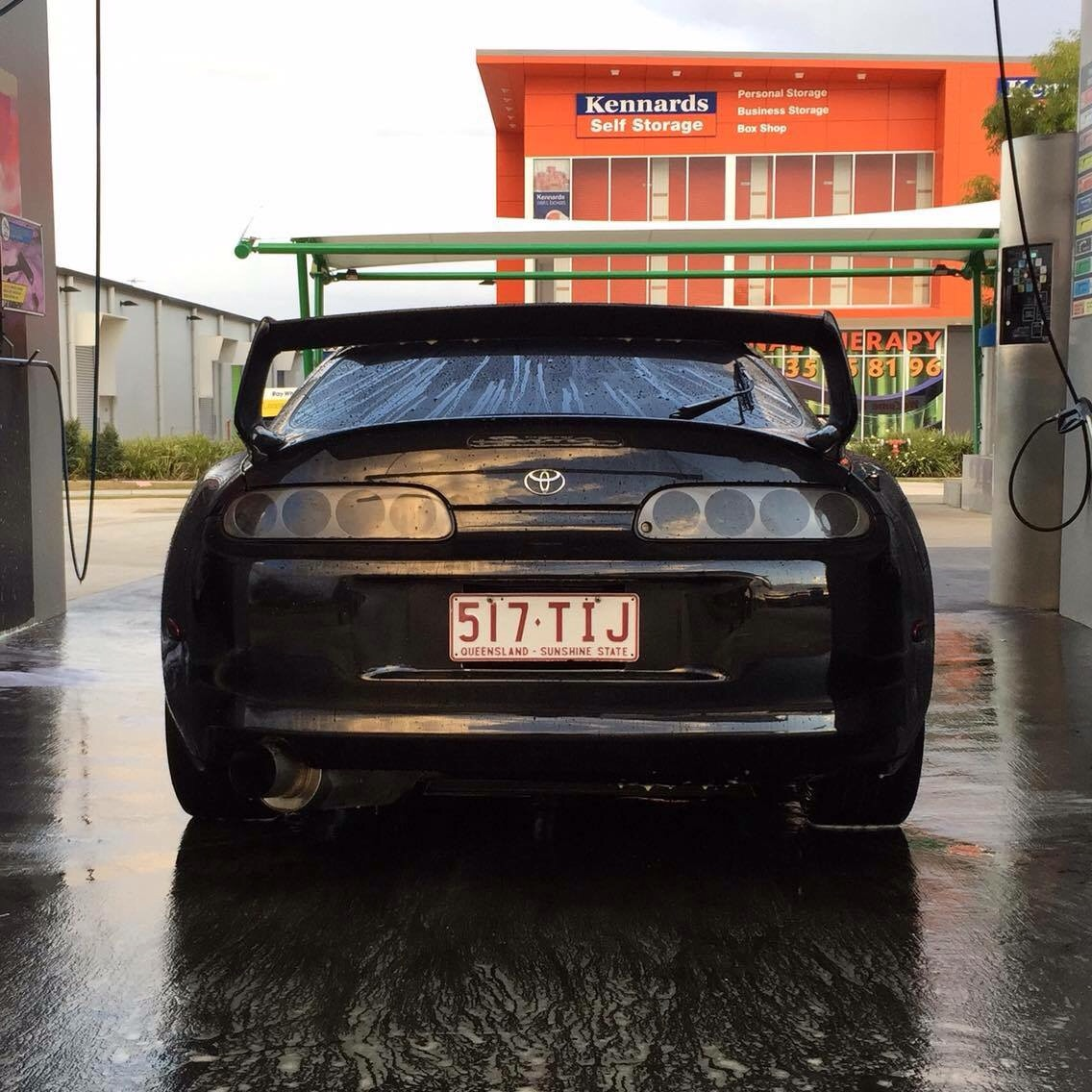 1996 Toyota Supra Transmission: Car Sales QLD: Brisbane North #2913754