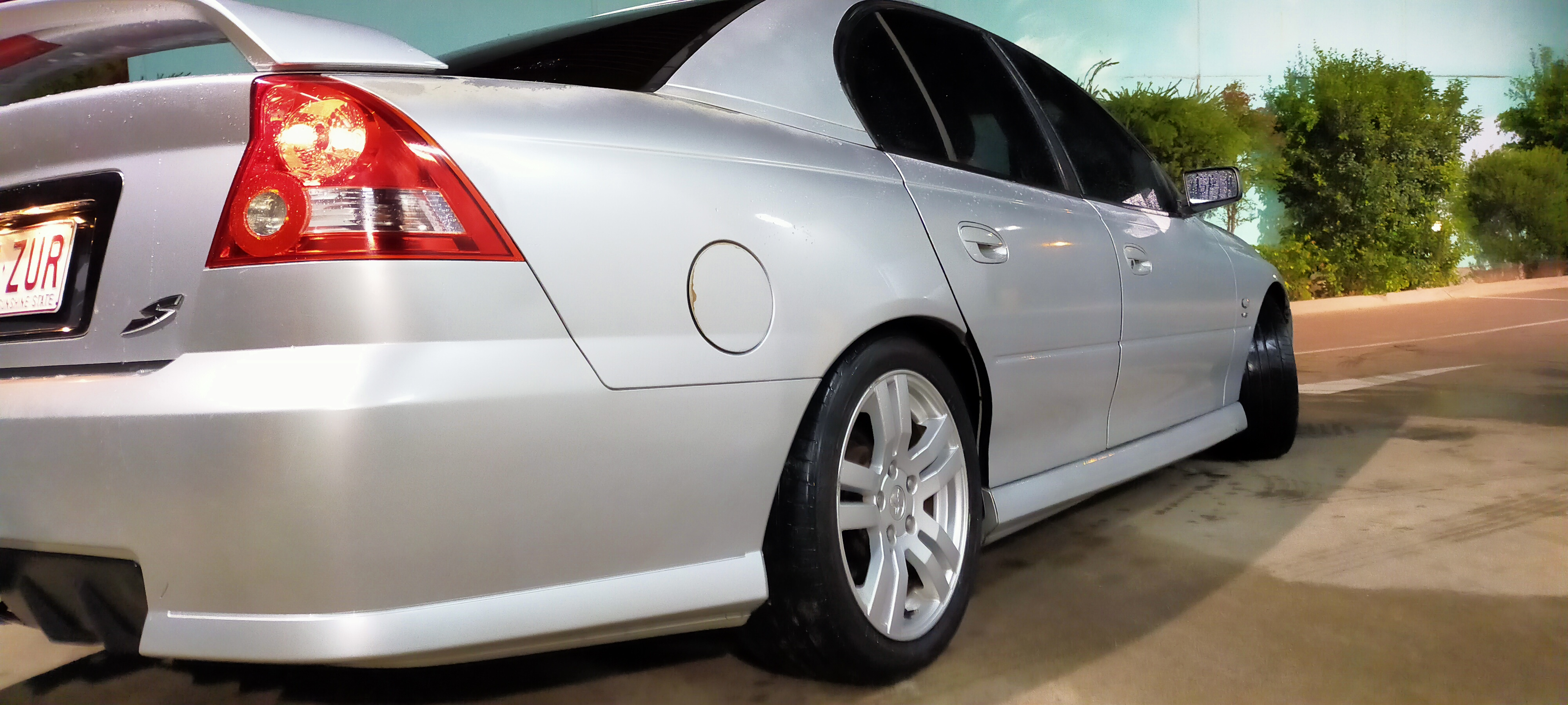 2003 Holden Commodore S VY