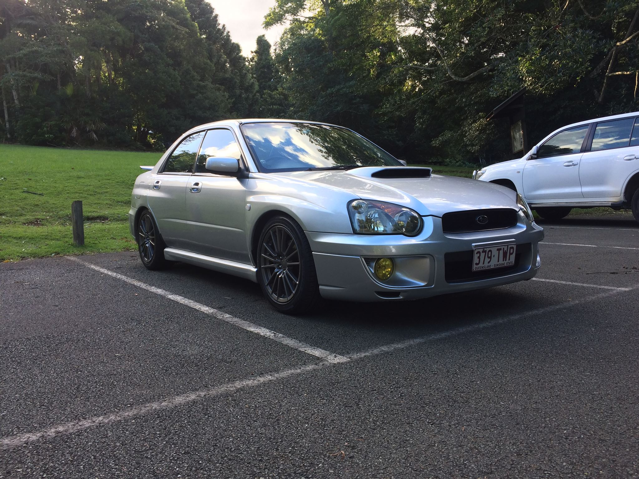 2003 subaru impreza wrx awd my04 car sales qld brisbane north 3034847. Black Bedroom Furniture Sets. Home Design Ideas