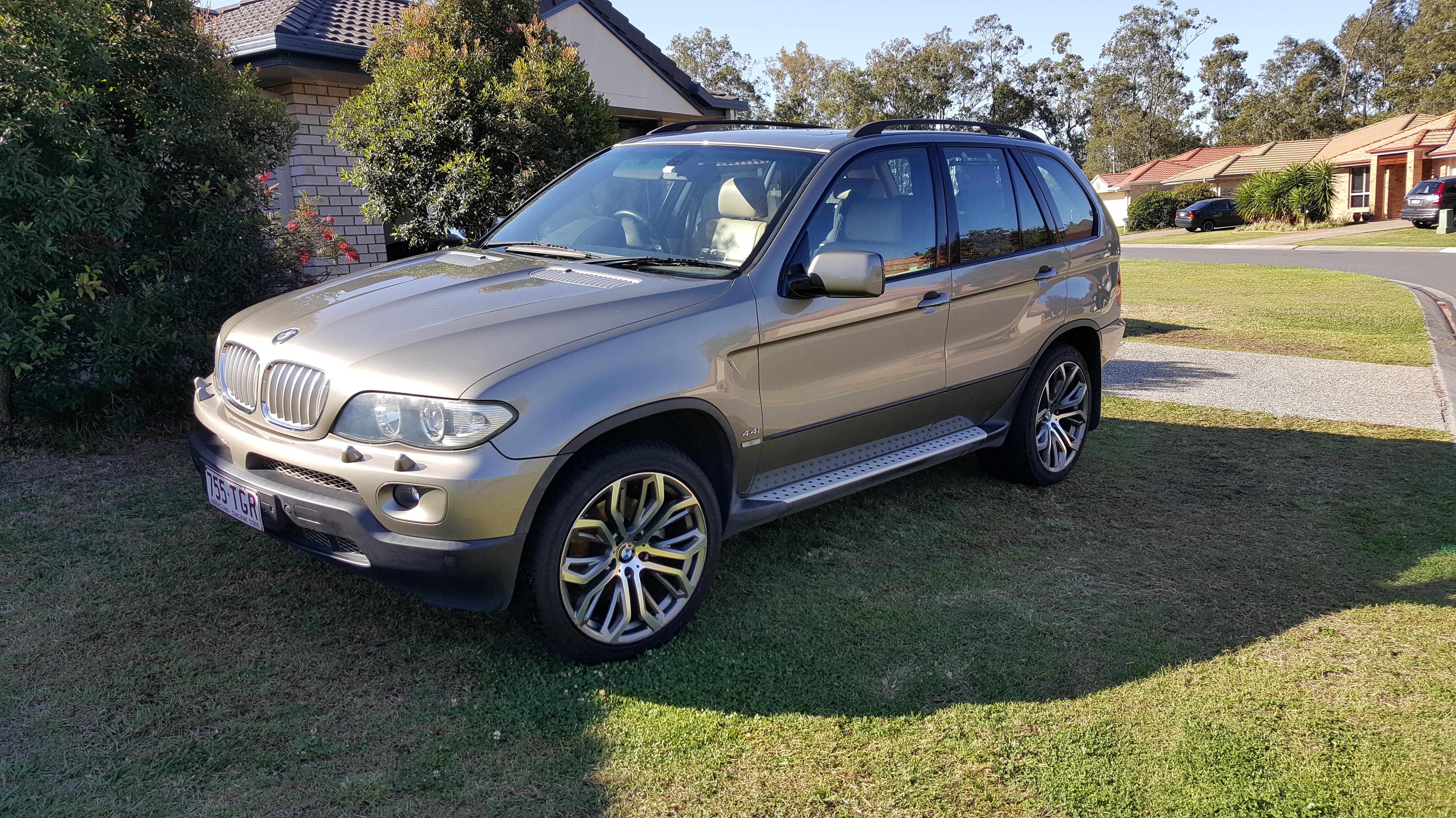 2004 BMW X5 4.4I E53 MY06 Upgrade | Car Sales QLD: Brisbane North ...