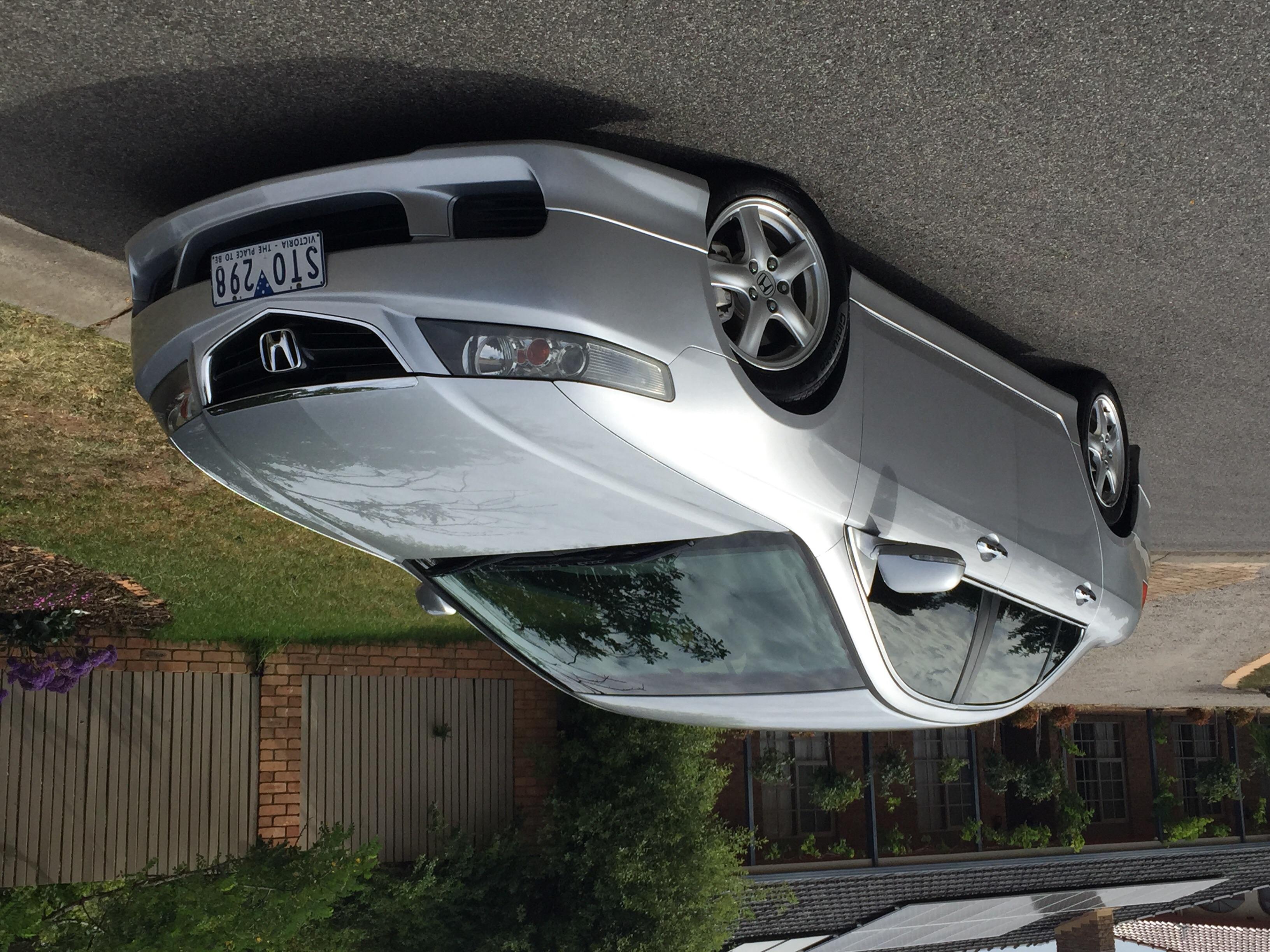2004 Honda Accord Euro   Car Sales VIC: Melbourne #2907095