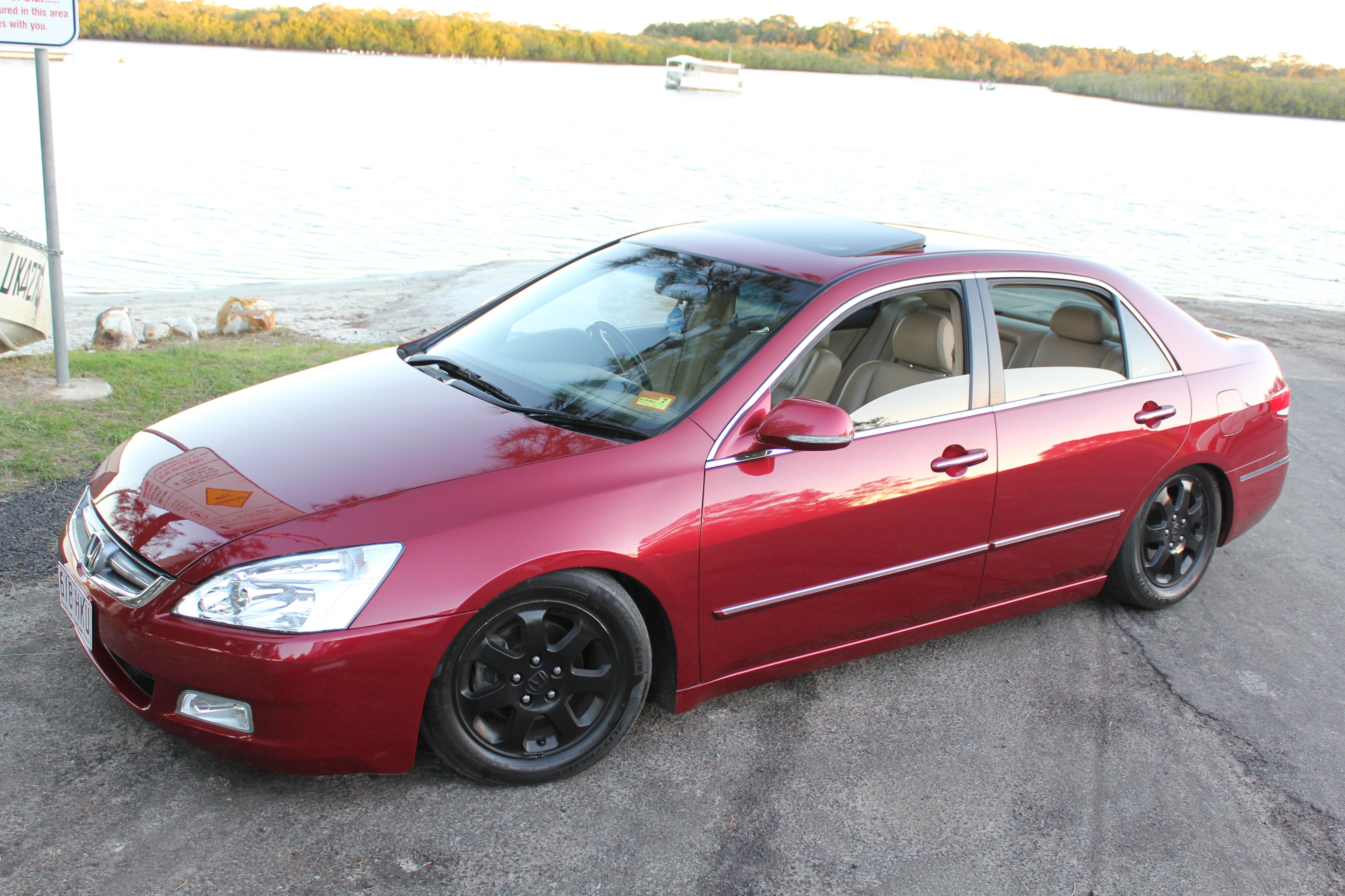 2004 Honda Accord V6 L ...