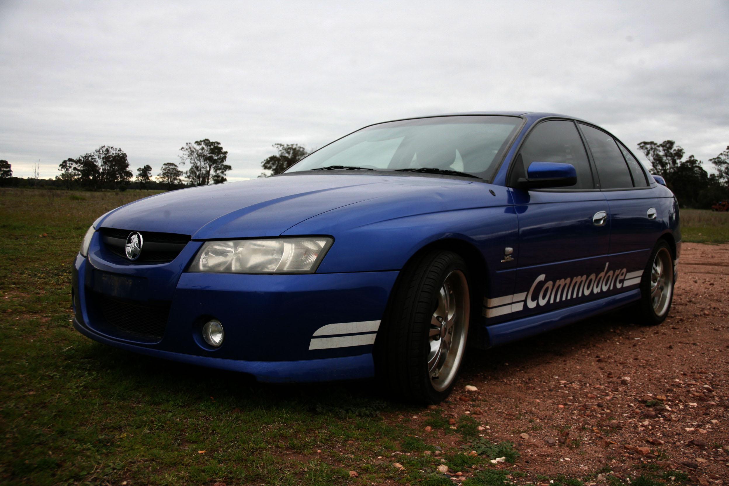 2005 Holden Commodore SVZ VZ  Car Sales NSW Dubbo 2734471