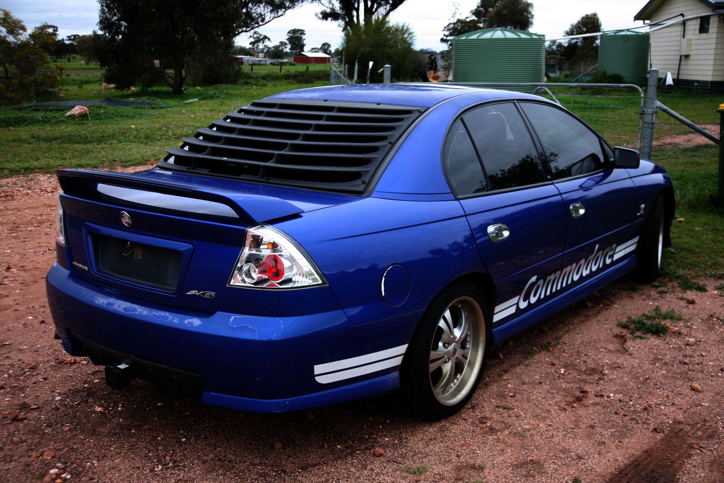 Holden Vz Sv6 Specs Auto Cars