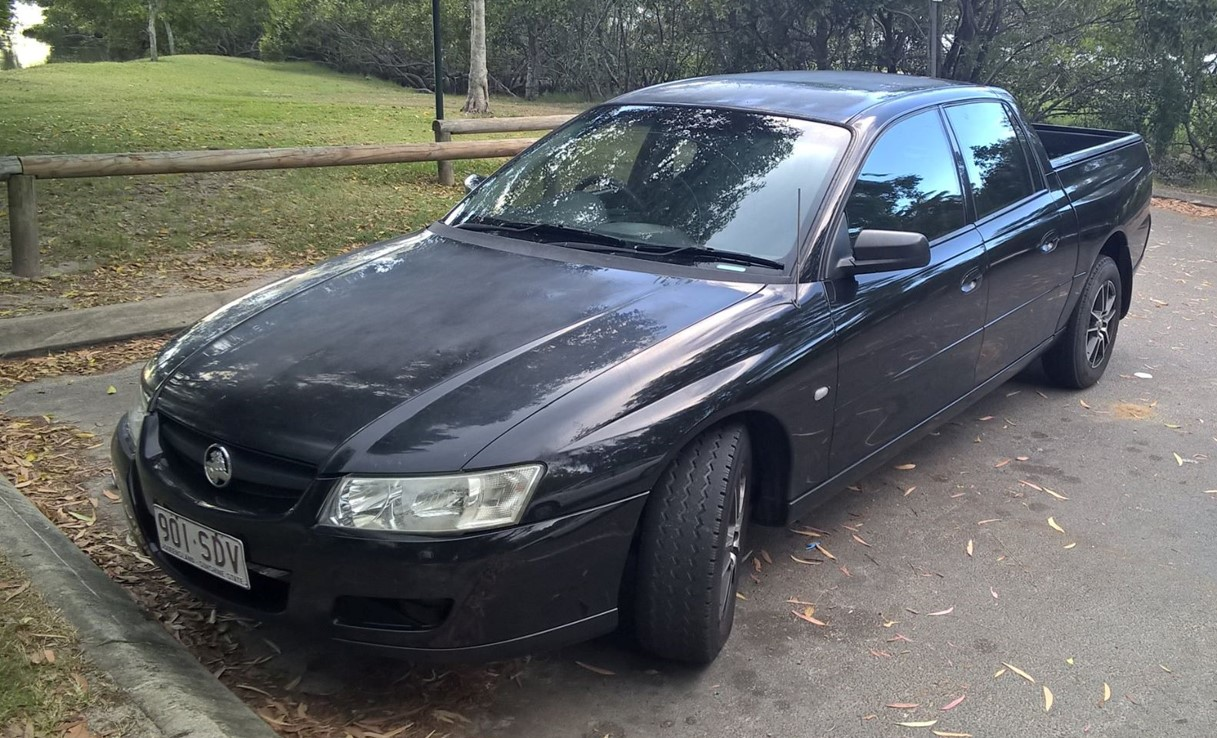 2005 Holden Crewman Cross 6 Vz Car Sales Qld Sunshine