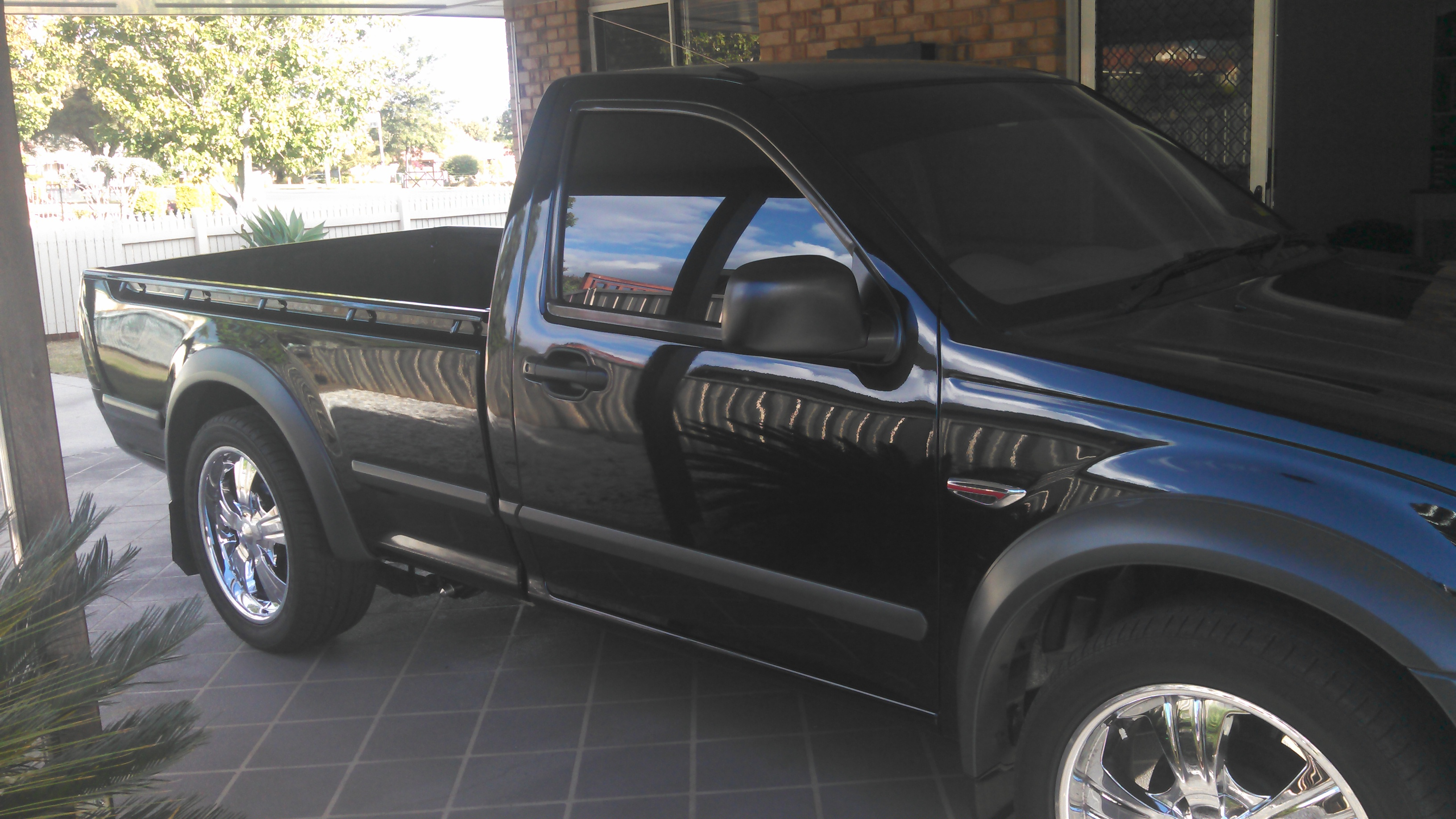 2005 Holden Rodeo Lx Ra
