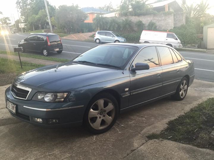 2005 Holden Statesman International WL MY06