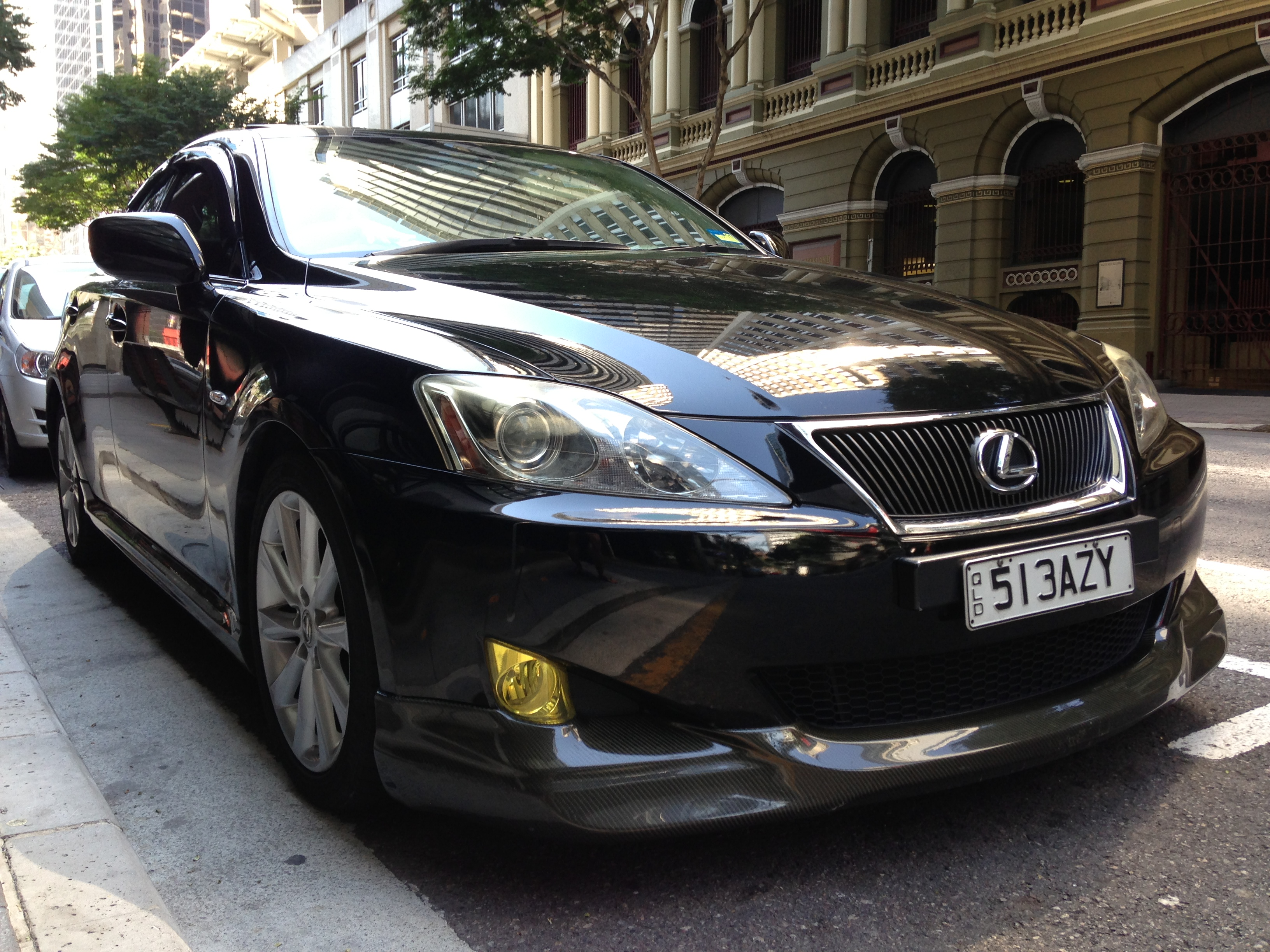 2005 Lexus IS250 Prestige GSE20R 08 Upgrade ...
