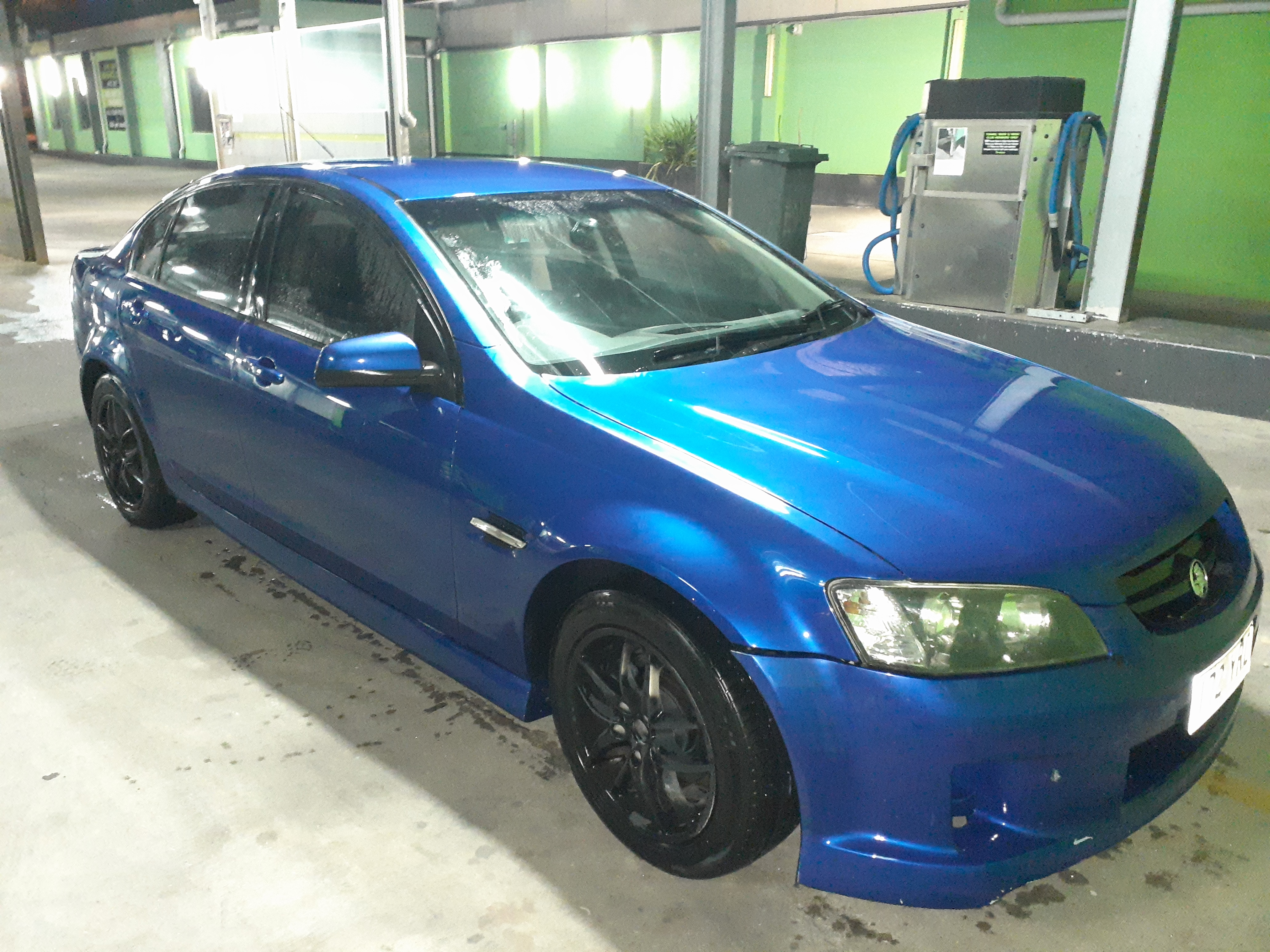 2006 Holden Commodore