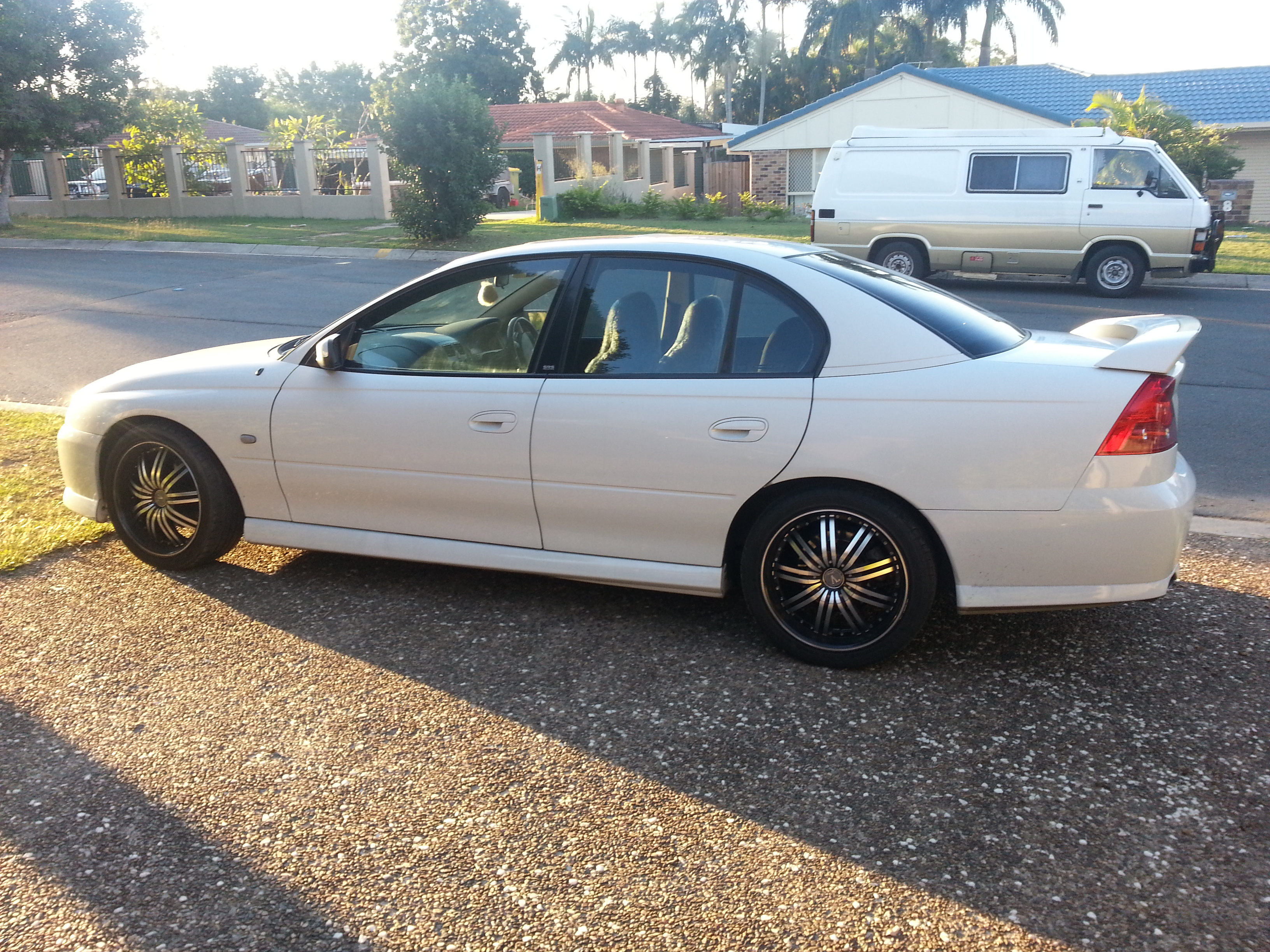 2006 Holden Commodore SV6 VZ