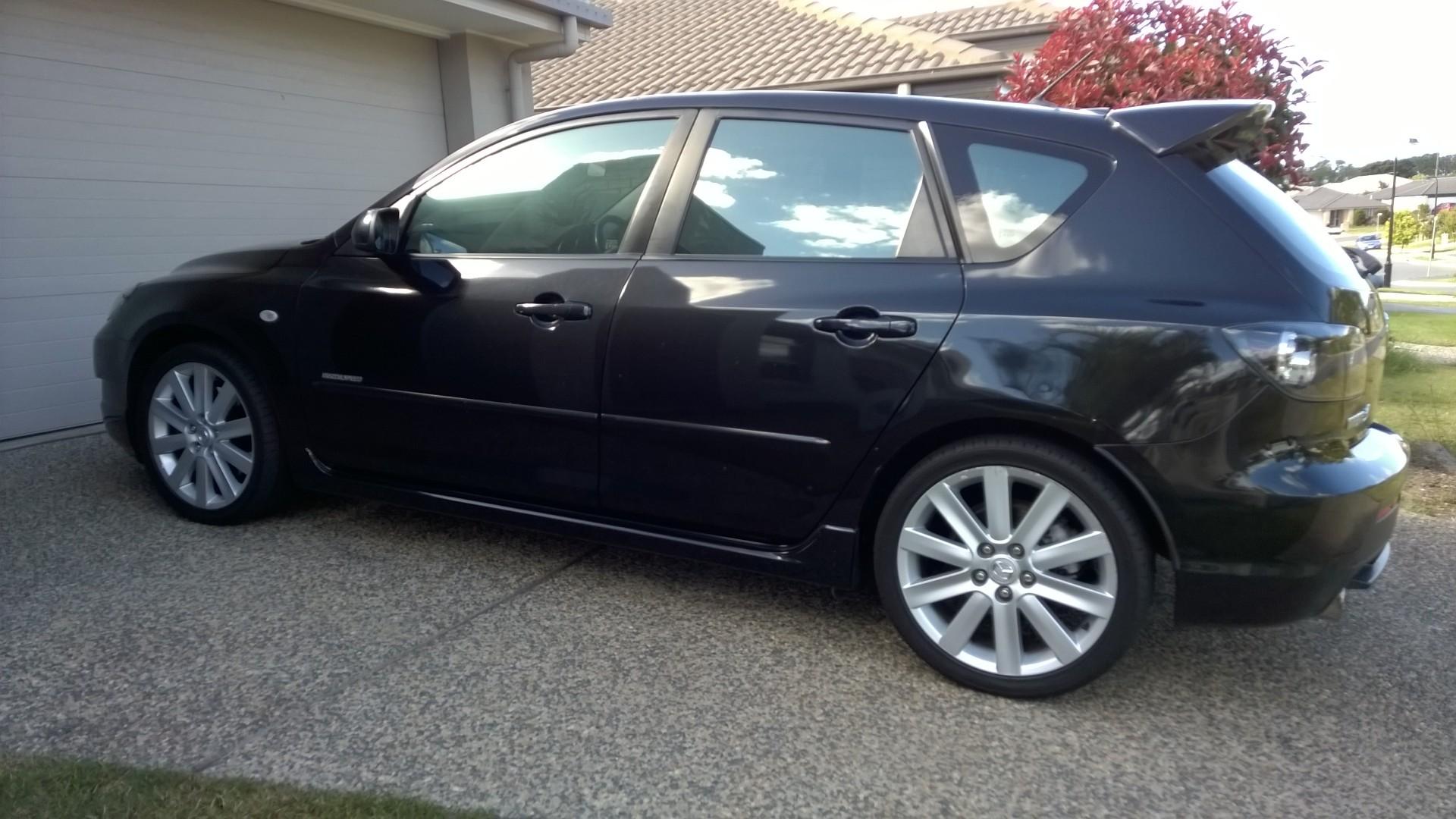 2006 Mazda MAZDA3 MPS BK   Car Sales QLD: Brisbane North ...