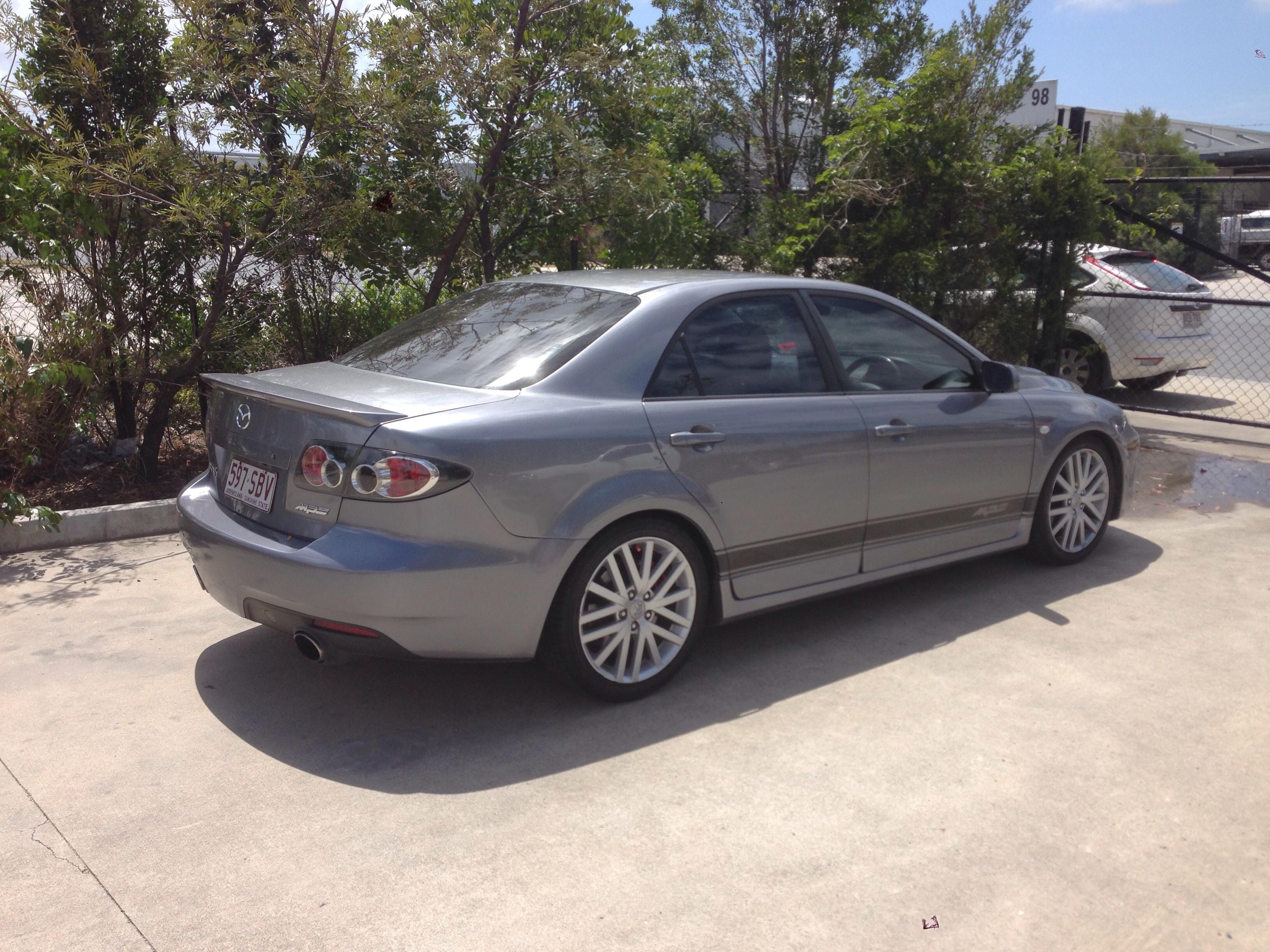 2006 Mazda MAZDA6 MPS GG ...