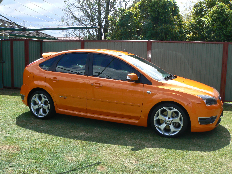 2007 Ford Focus Xr5 Turbo Lt Car Sales Qld Brisbane South 2771429
