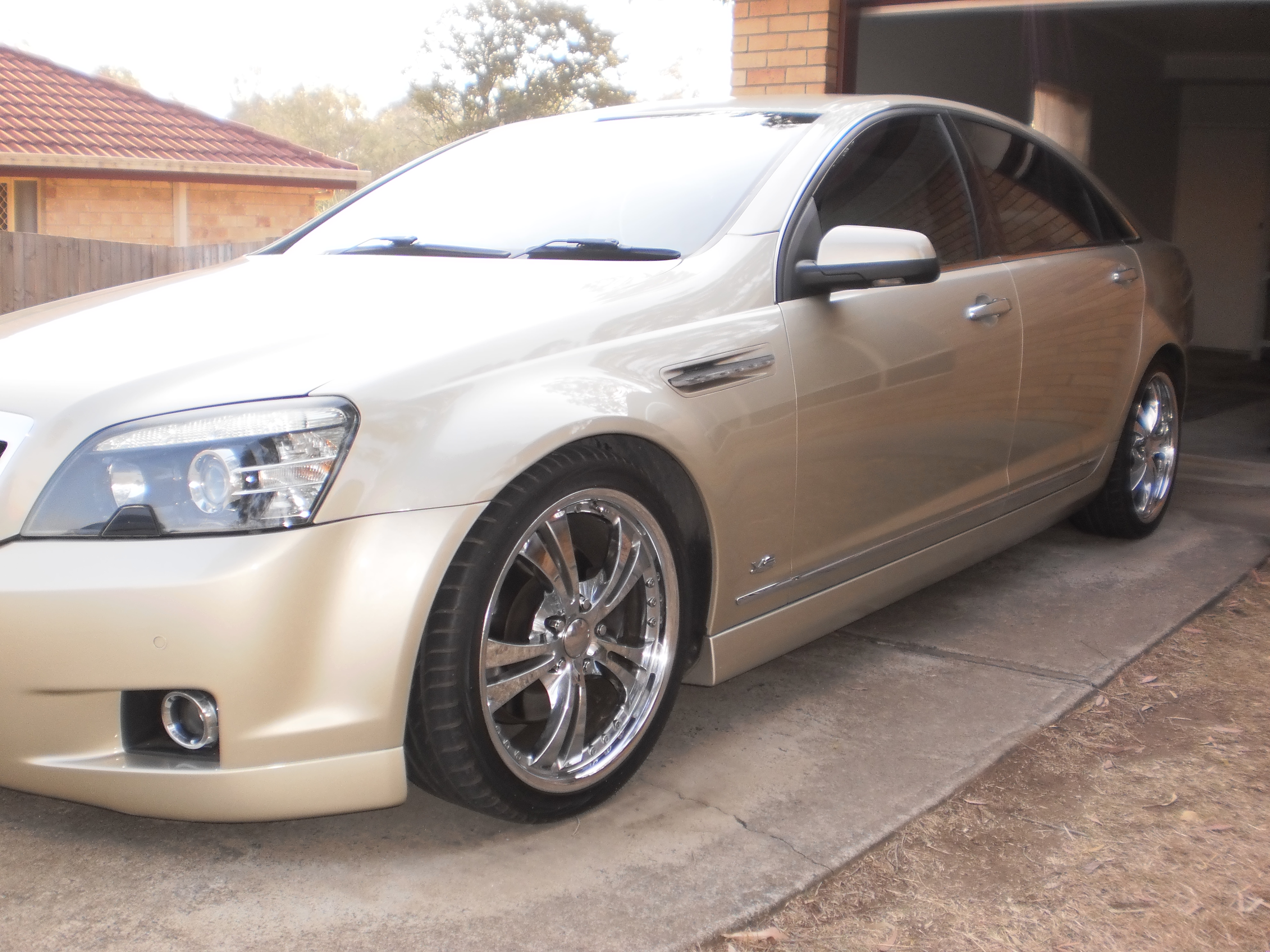 2007 Holden Caprice WM