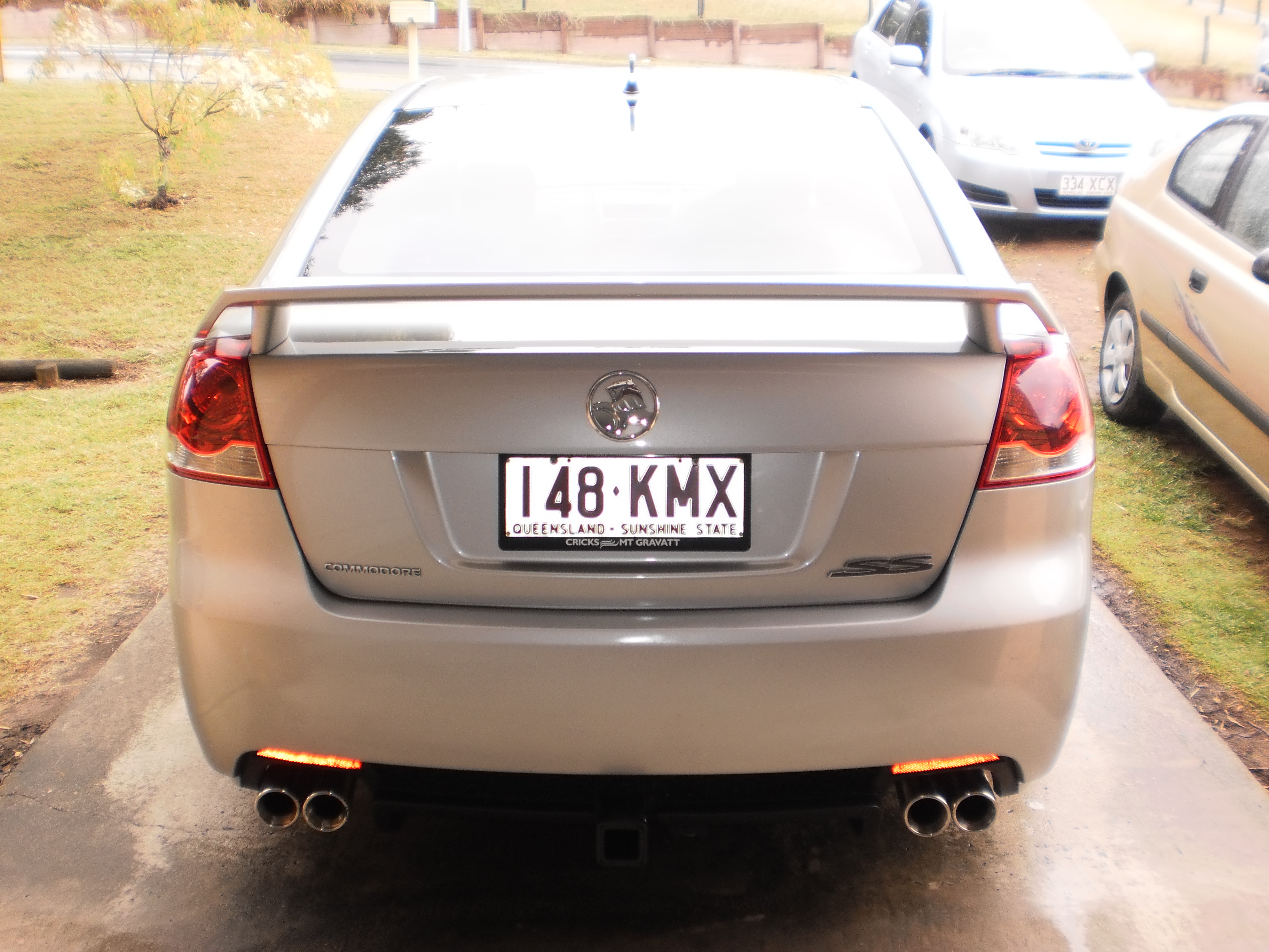 2007 Holden Commodore SS VE MY08