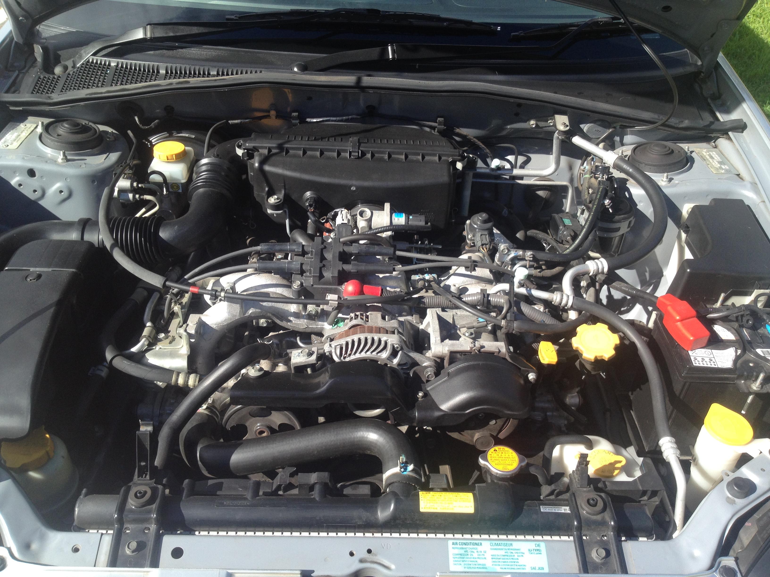 2007 Subaru Impreza 2 0I Luxury (AWD) MY07 | Car Sales NSW: Sydney #2638794
