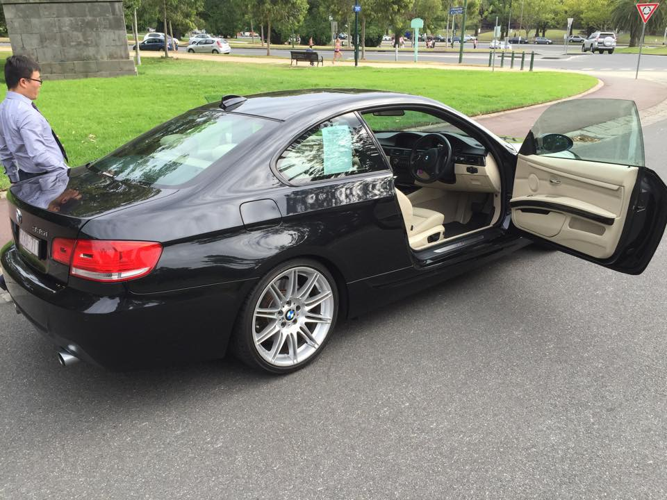 2008 bmw 335i m sport e92 my10 car sales vic melbourne 2699655. Black Bedroom Furniture Sets. Home Design Ideas