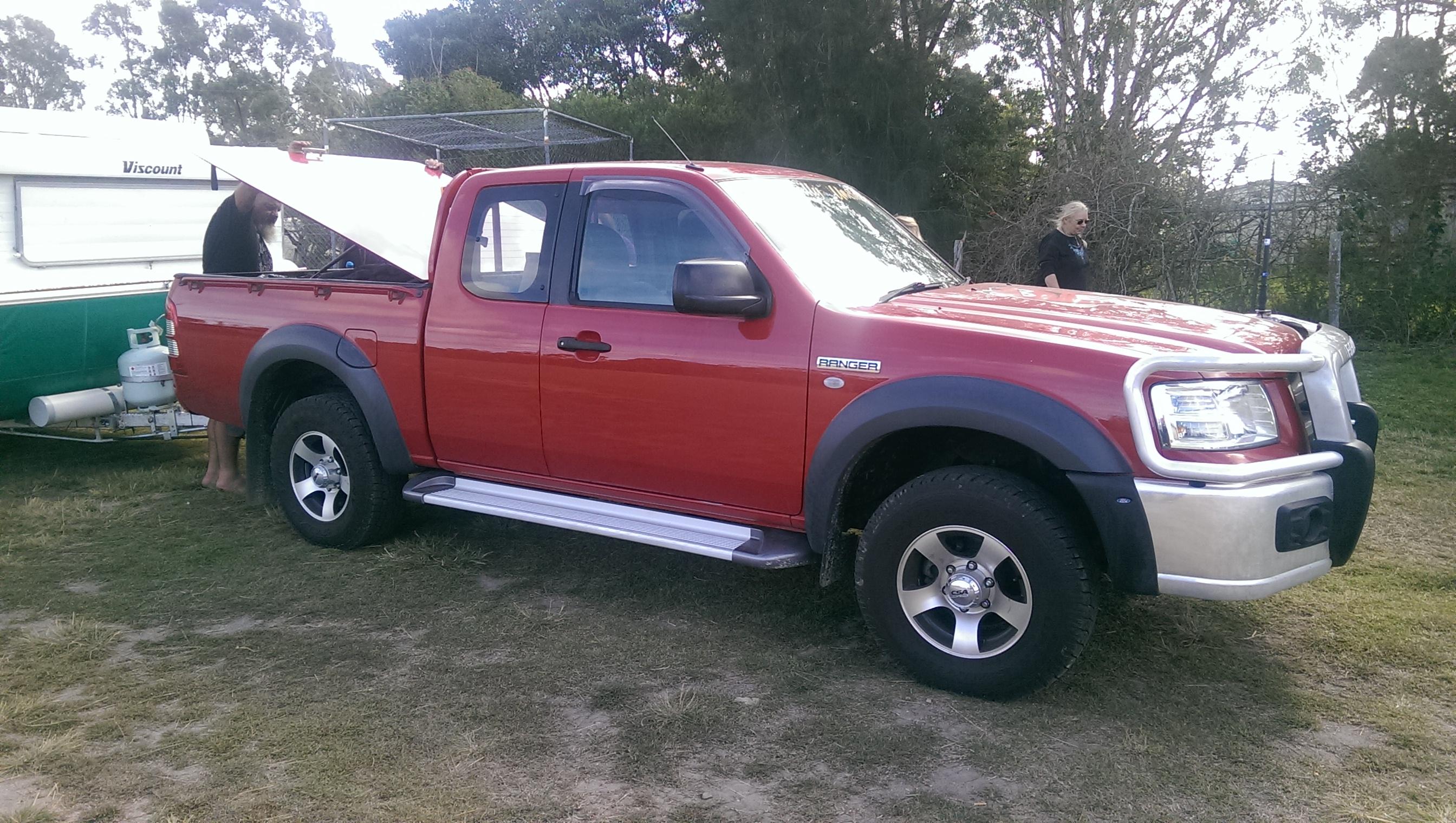 2008 Ford Ranger Xl 4x2 Pj Car Sales Qld Brisbane South 2658237