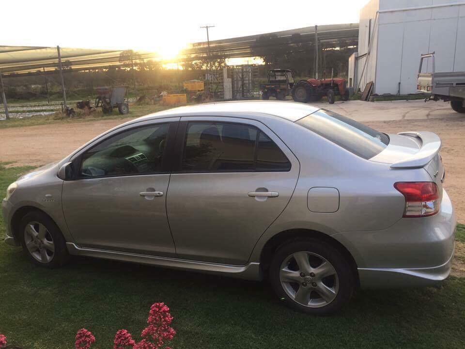 2008 Toyota Yaris Car Sales Qld Gold Coast 2977633