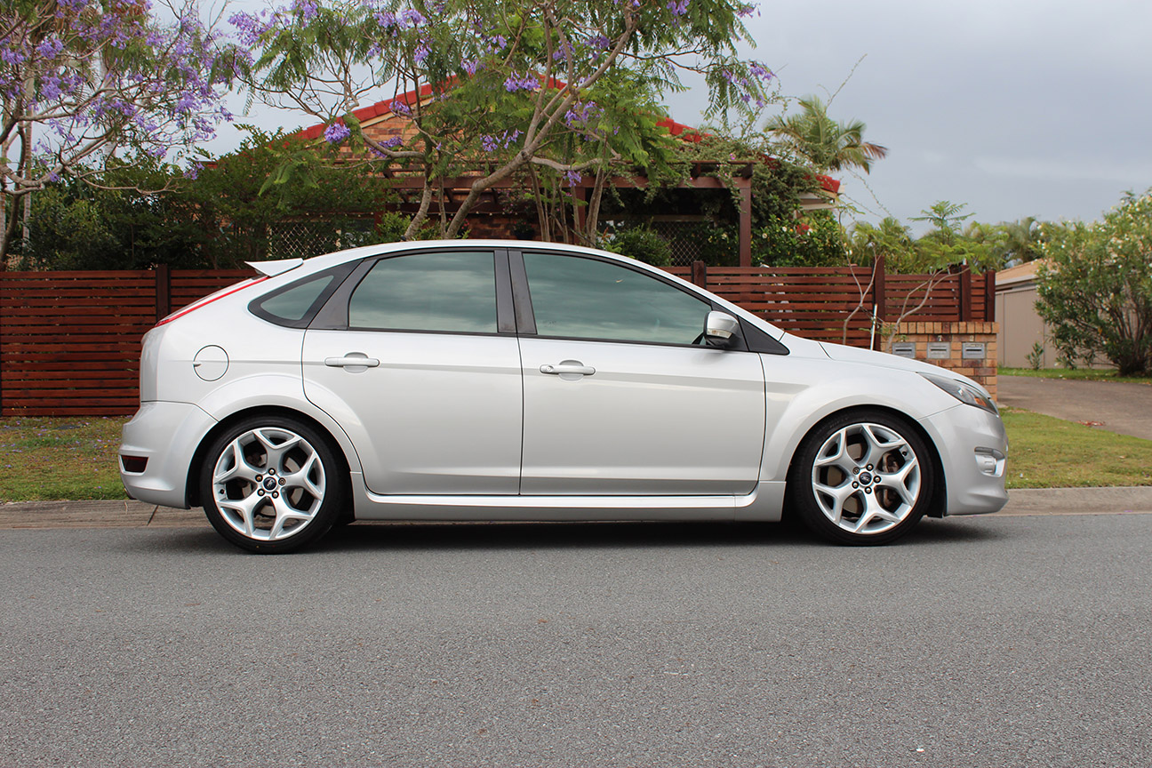 2009 Ford Focus Xr5 Turbo Lv Car Sales Qld Gold Coast 2945533