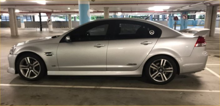 2009 Holden Commodore SS VE My09.5
