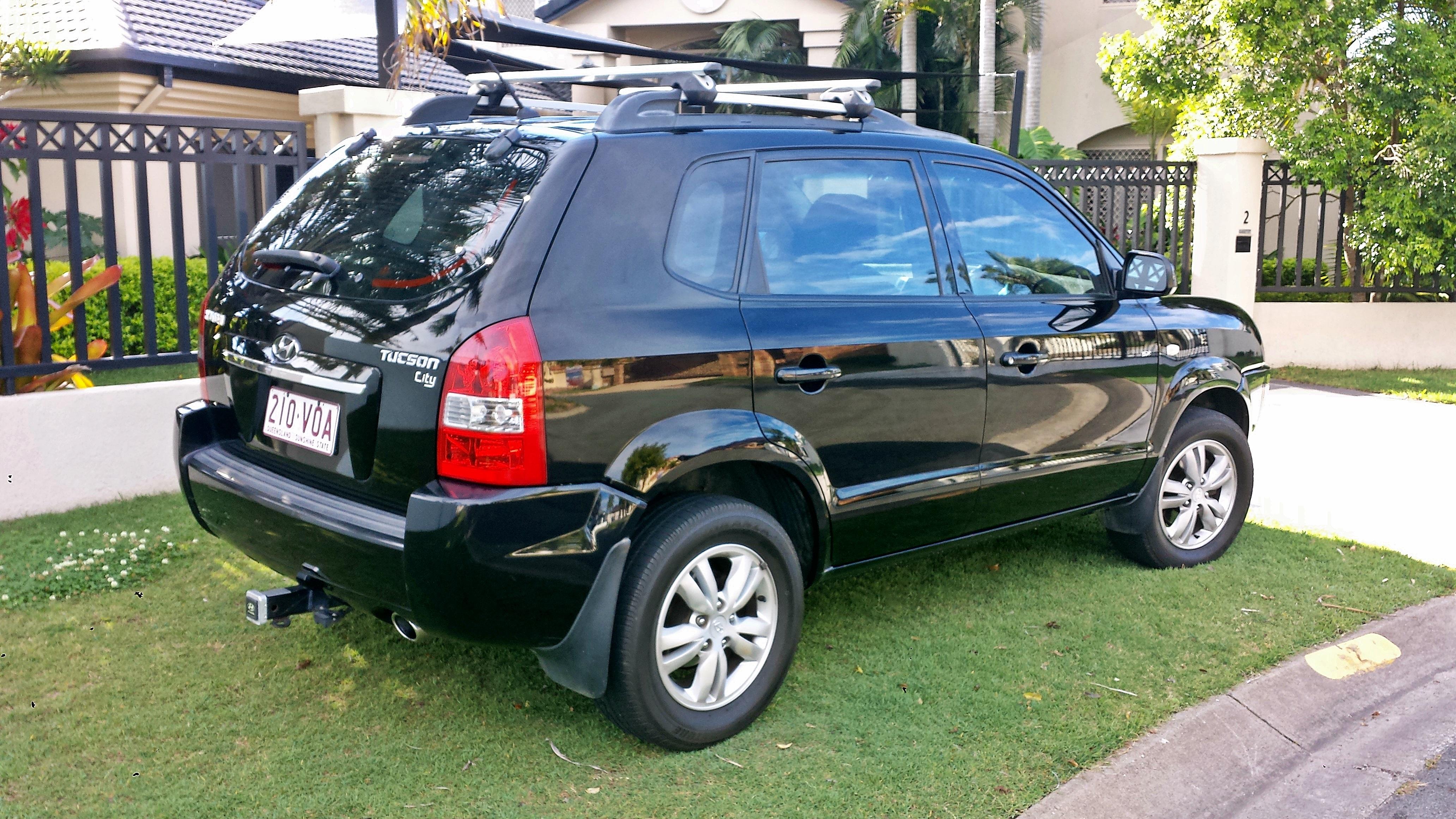 2009 hyundai tucson city sx 08 upgrade car sales qld. Black Bedroom Furniture Sets. Home Design Ideas