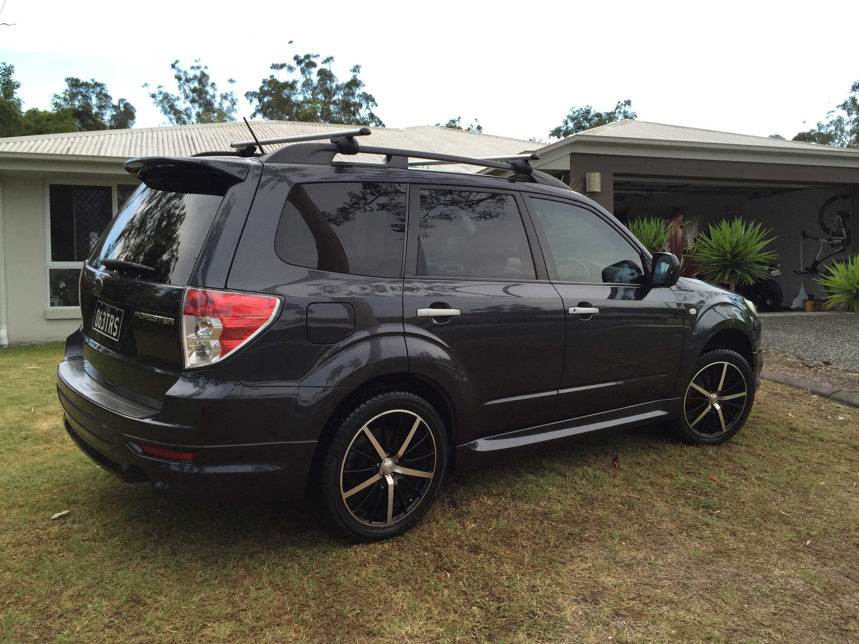 2010 Subaru Forester XT Premium MY10 | Car Sales QLD: Brisbane South  #2911265