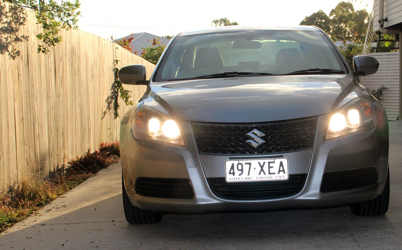 Suzuki Kizashi For Sale Brisbane