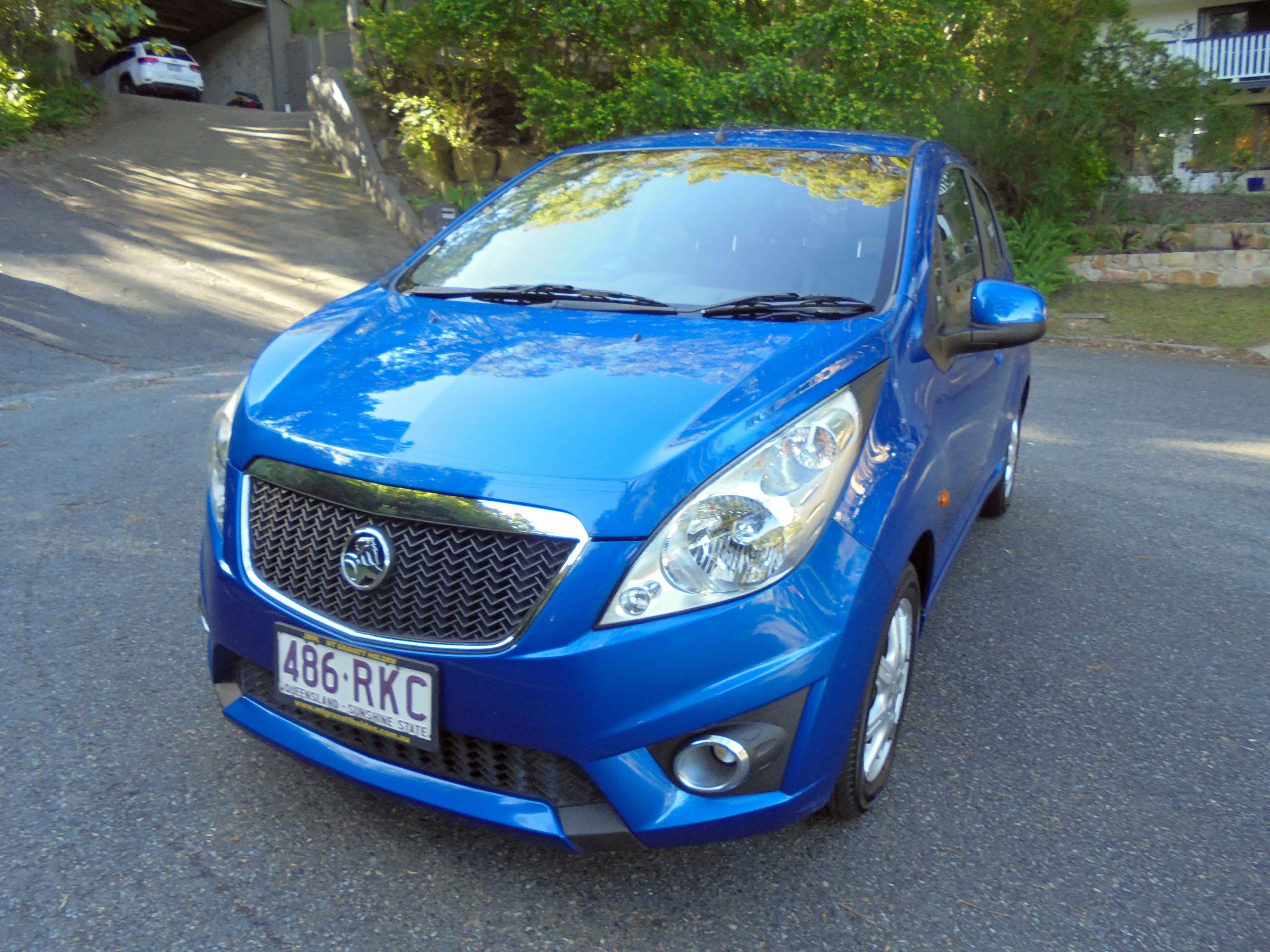2011 Holden Barina Spark Cd Mj Car Sales Qld Brisbane