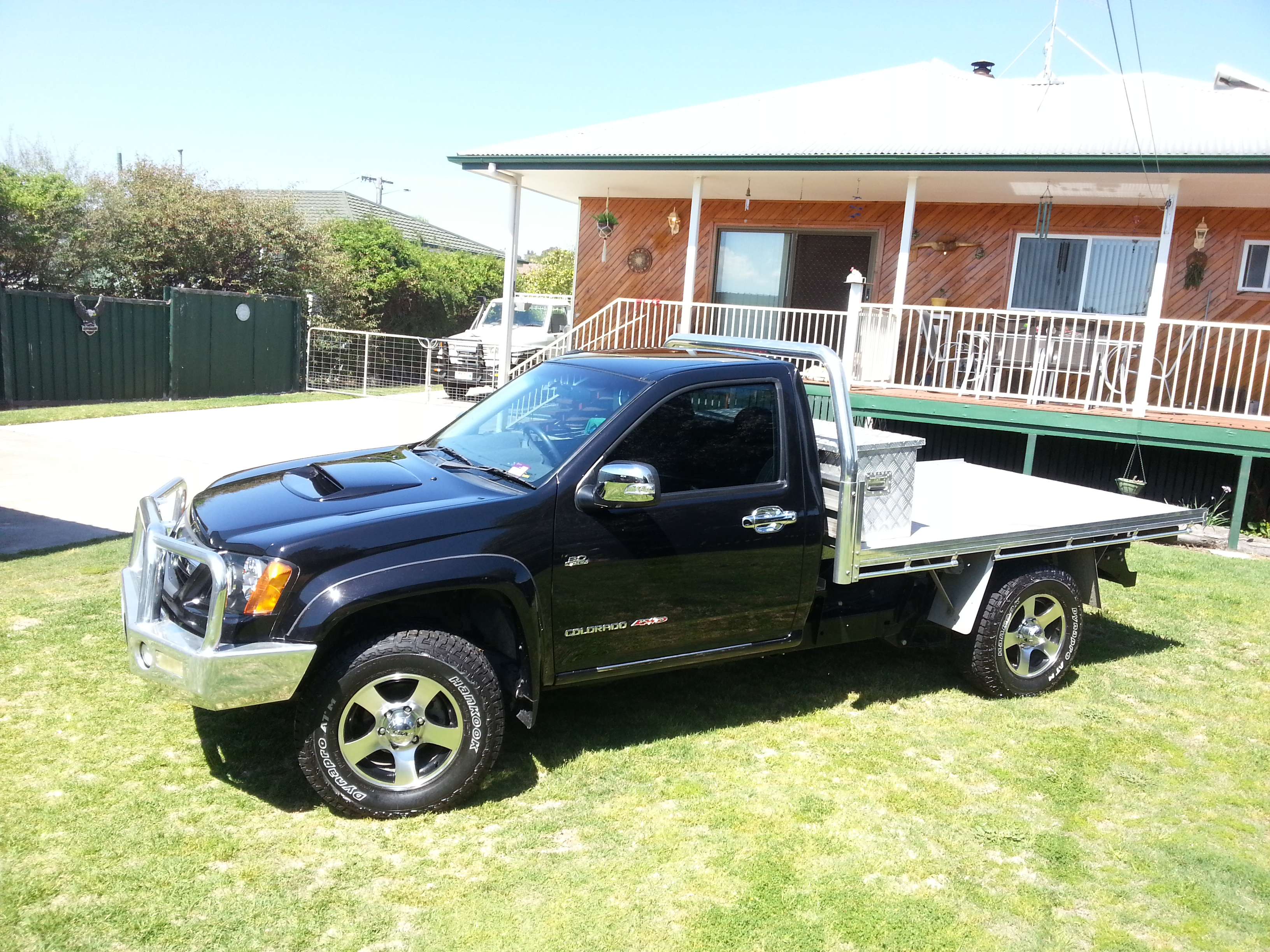 2011 Holden Colorado Lx 4x4 Rc Car Sales Qld Darling