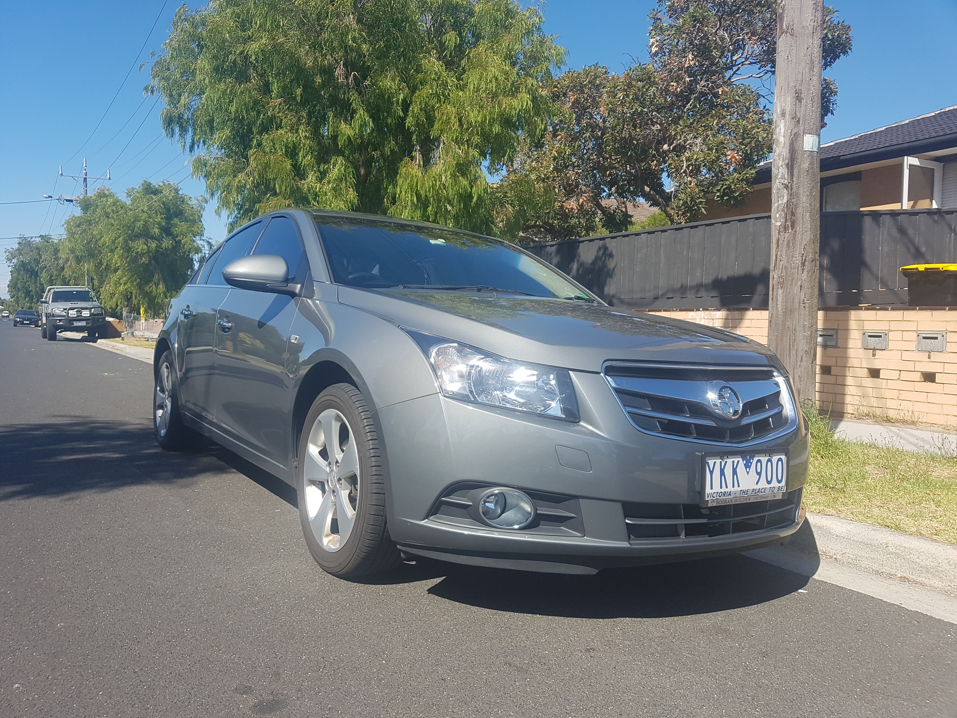 2011 Holden Cruze Cdx Jg Car Sales Vic Melbourne 3003660